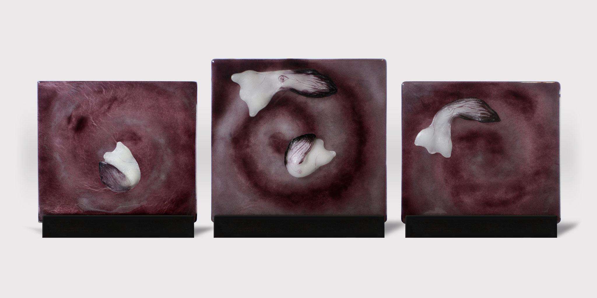 Reborn triptych
