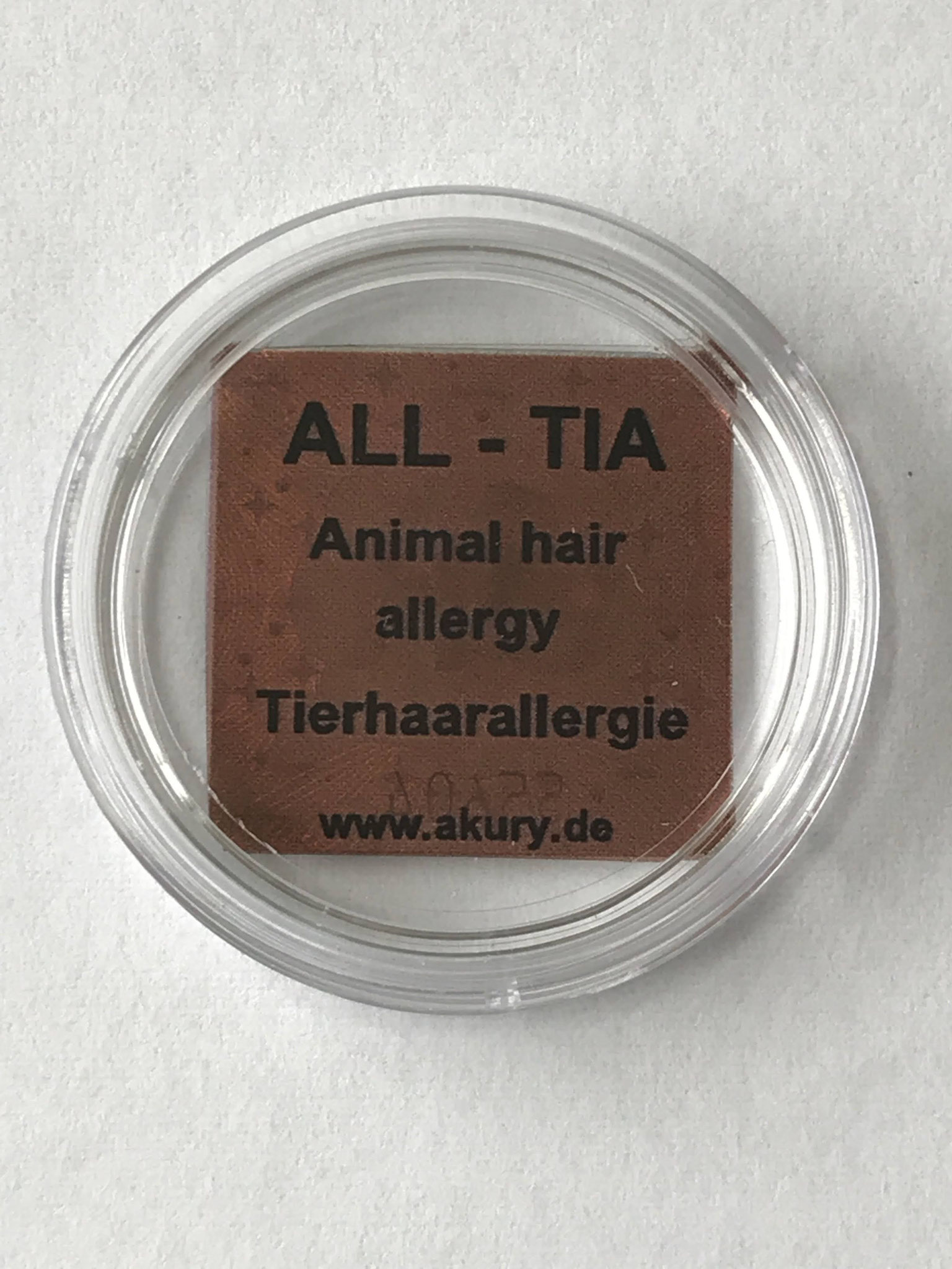 動物の毛アレルギー