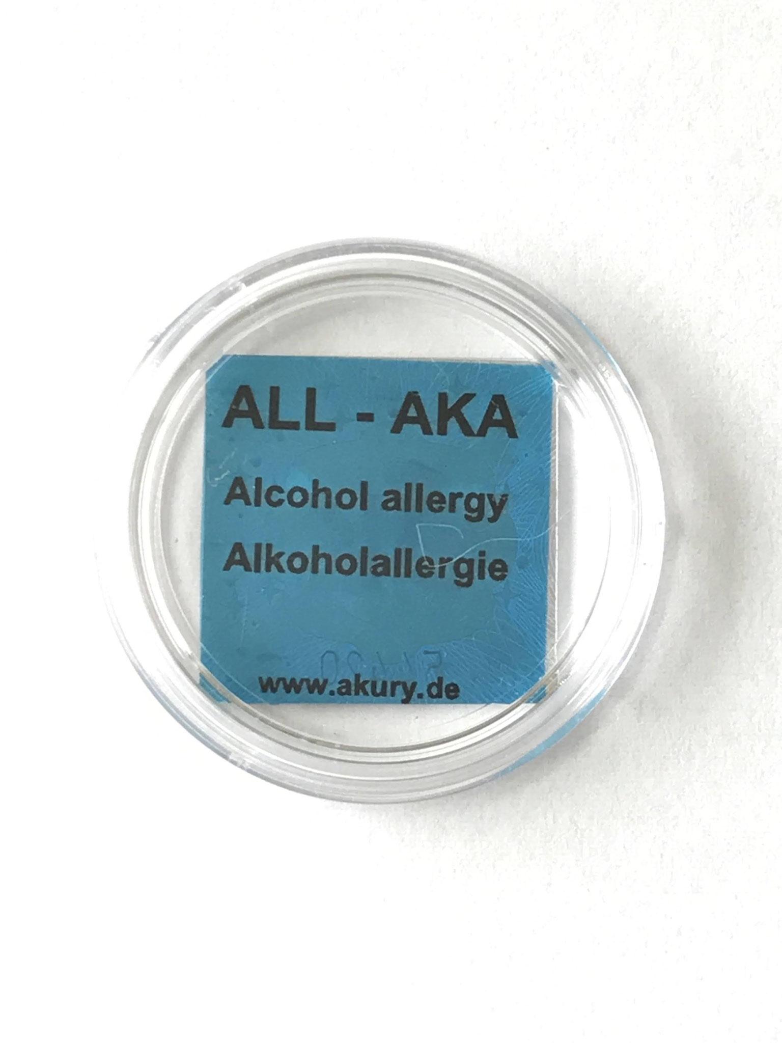 アルコールアレルギー過敏症