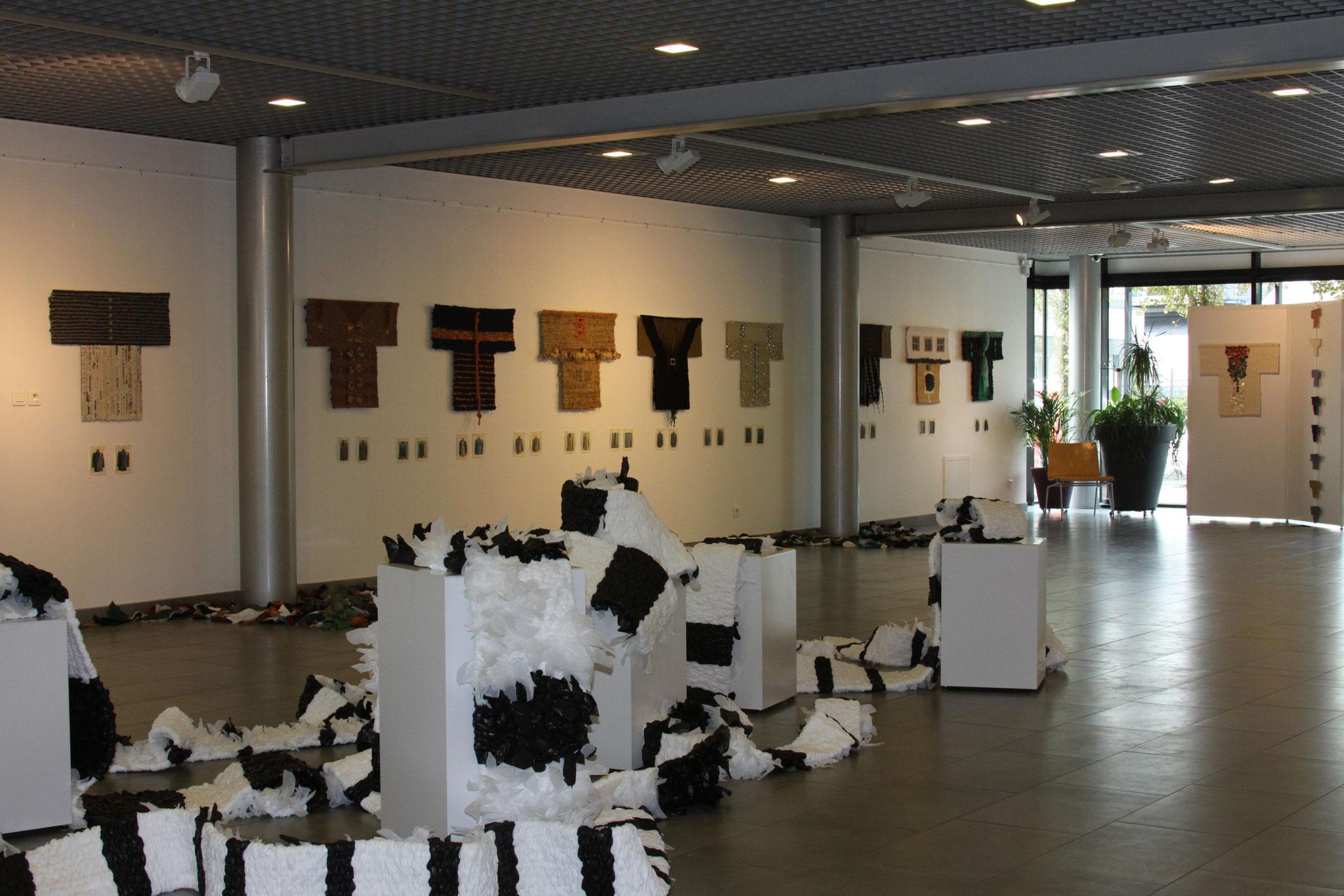 """""""Métamorphose textile""""  Montreuil/Juigné (49)"""