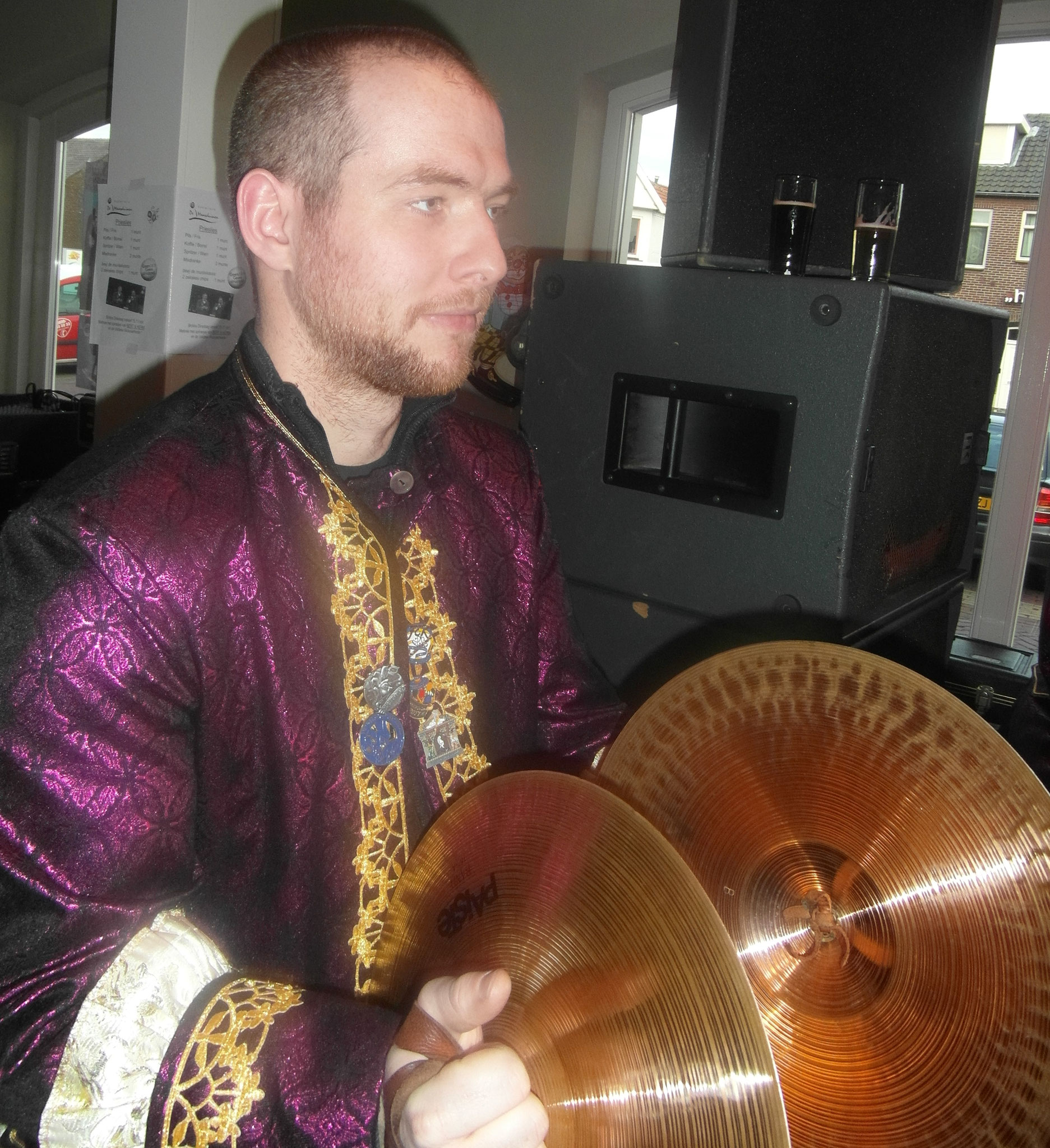 Christaan Lommen: Bekken