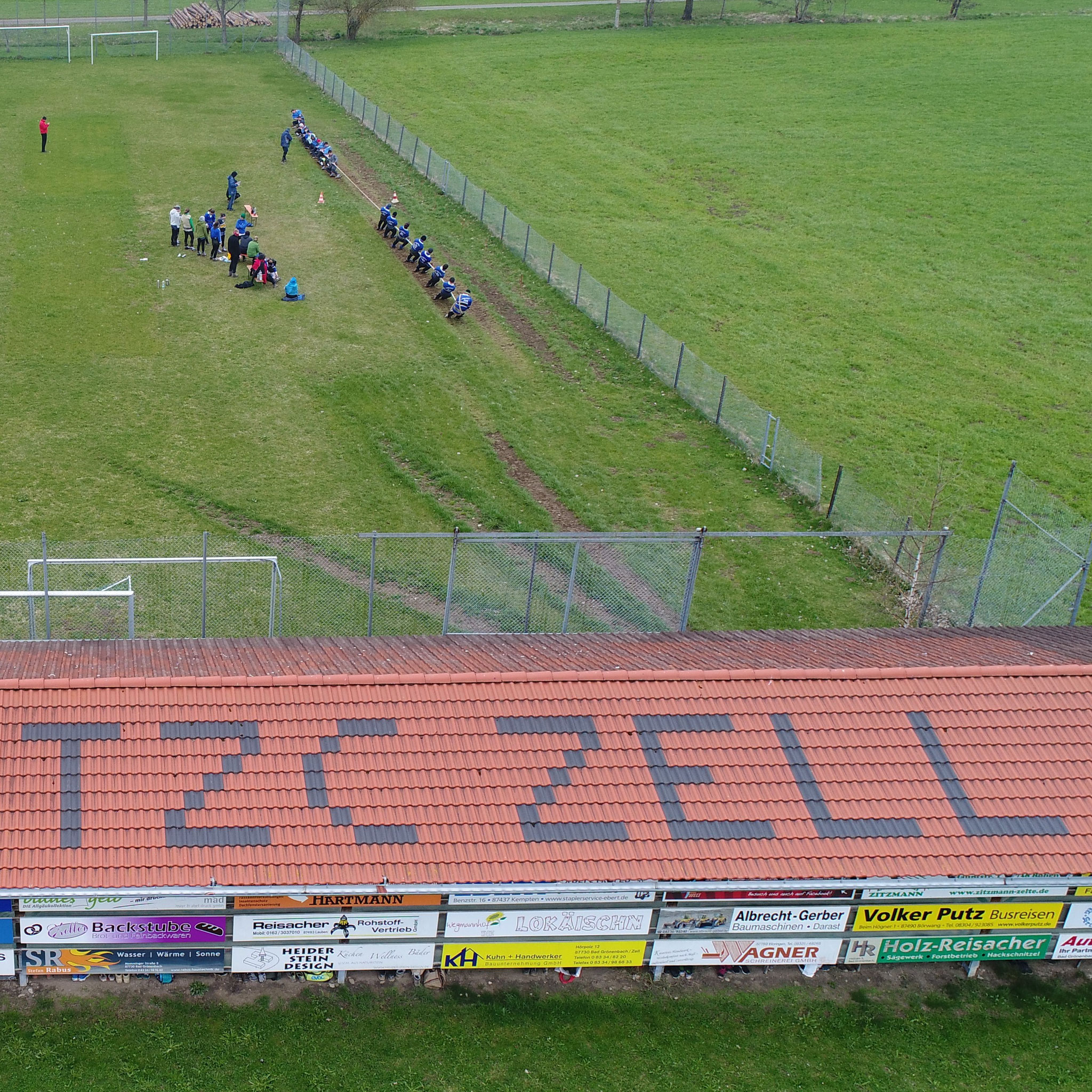 TZC Zell - Anlage von oben!