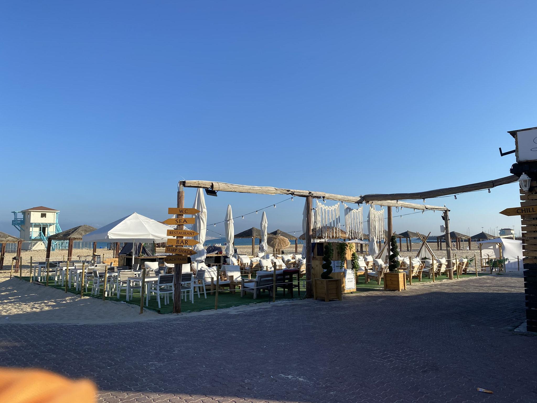 Resto de plage Lemoncello