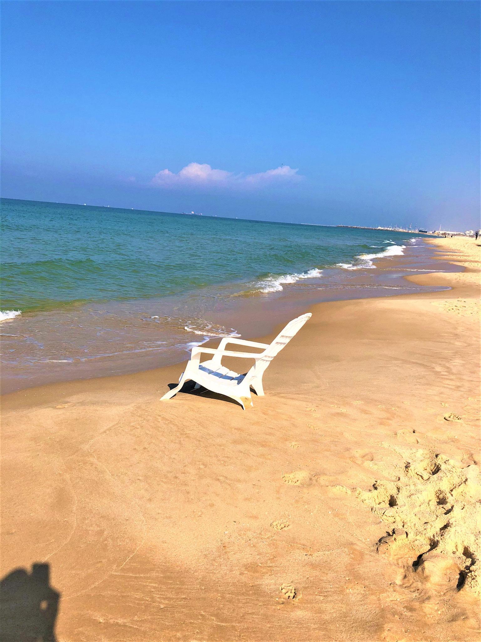 la plage vous attend