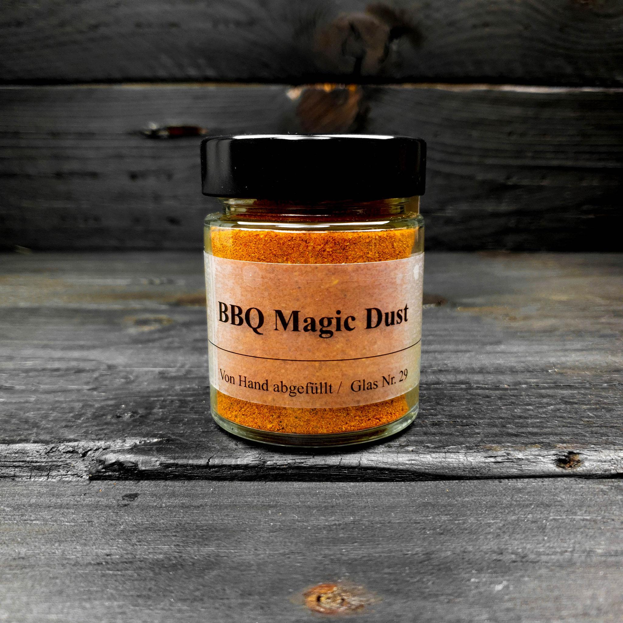 BBQ Magic Dust Rub