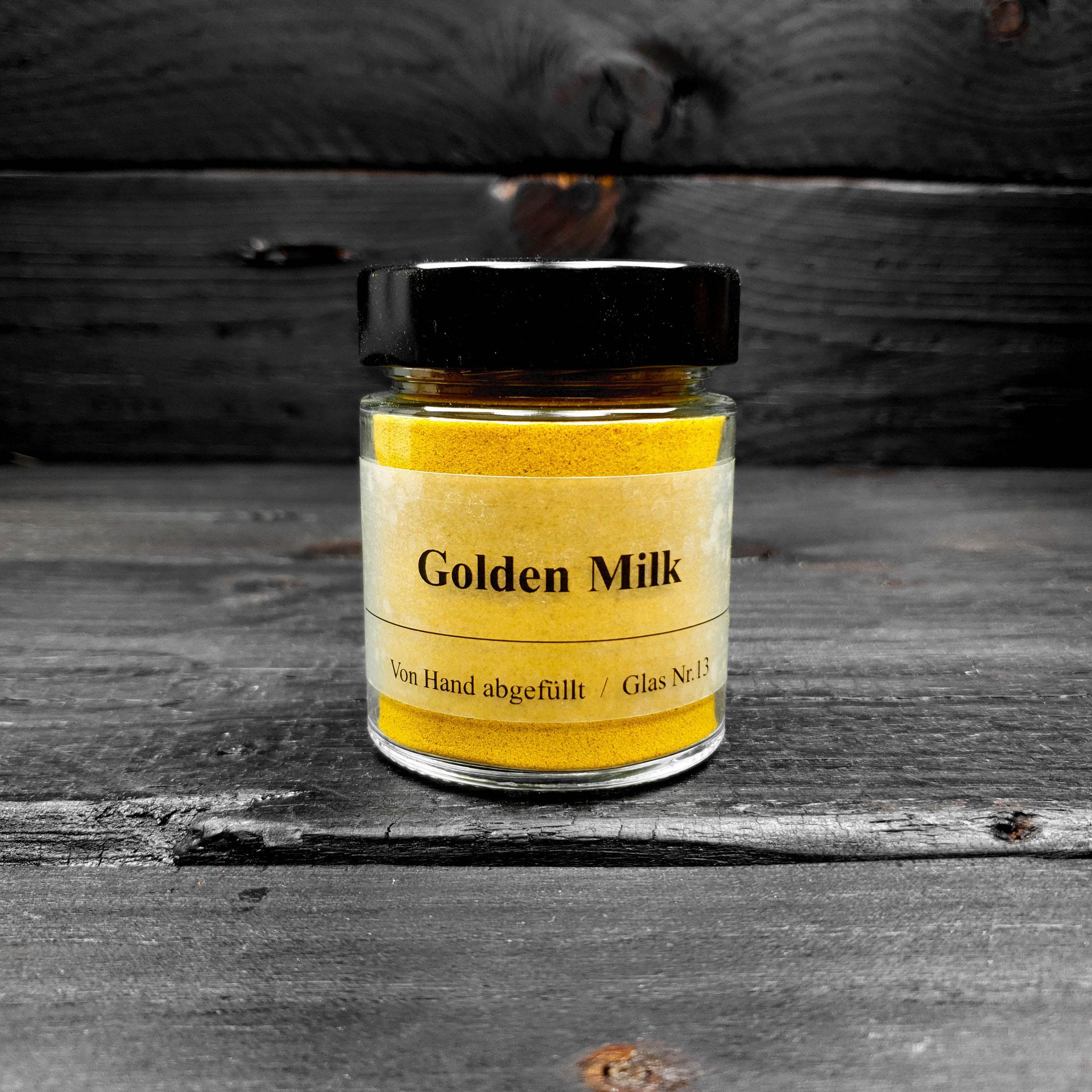 Golden Milk Gewürz