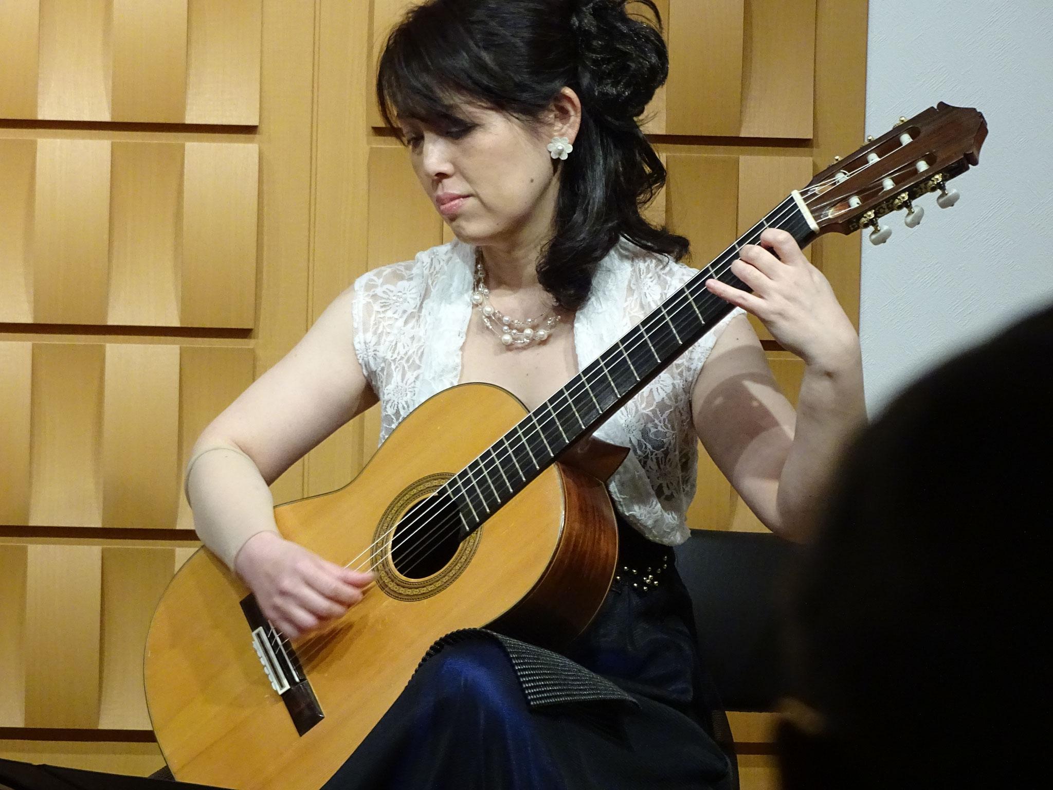 2015年リサイタル 「ギターで奏でるオペラの世界」