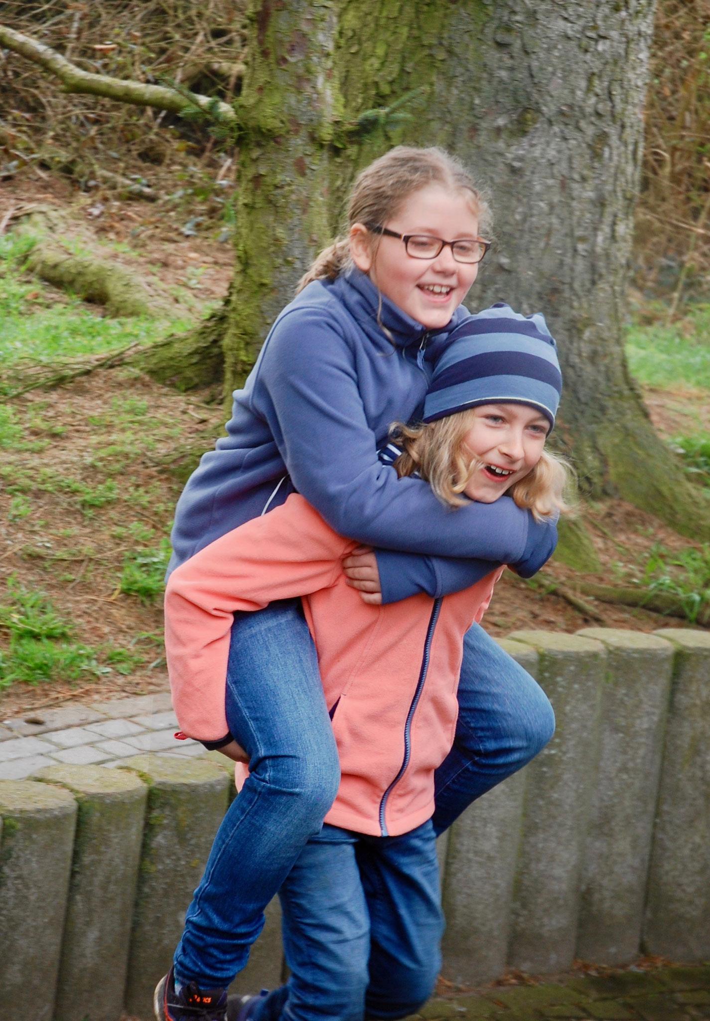 Lena und Amelie