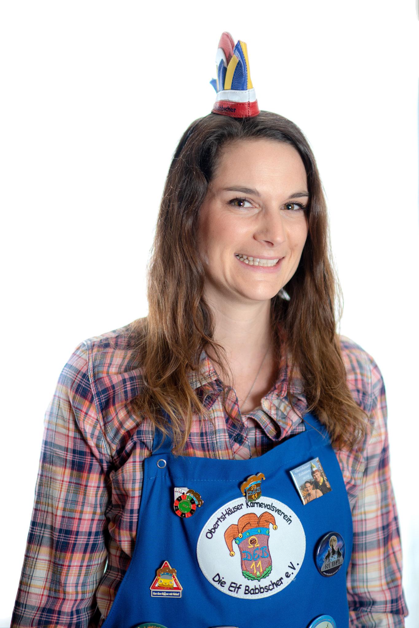 Beisitzerin Stephanie Bayer