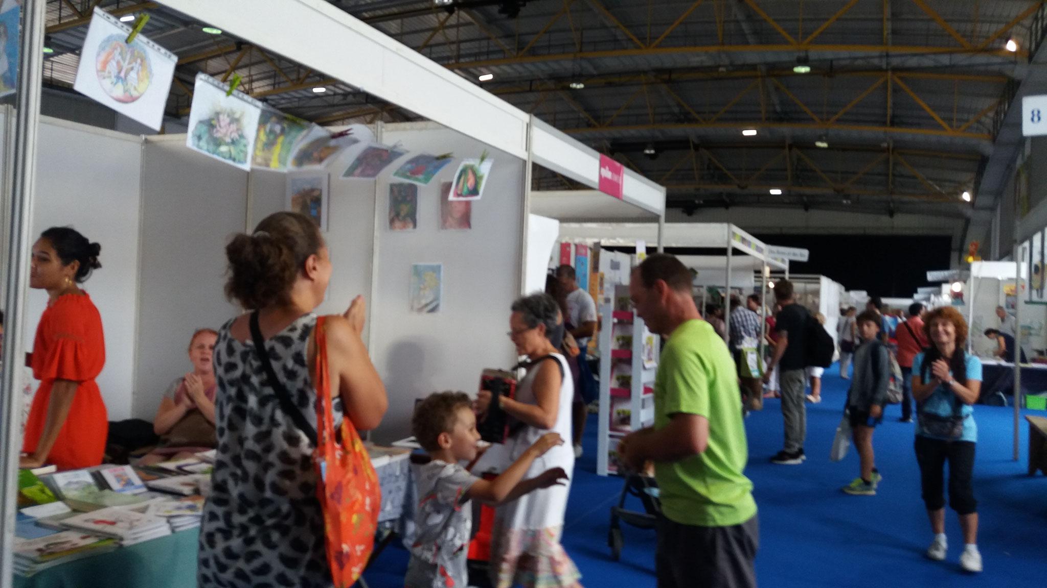 Festival du livre La Réunion