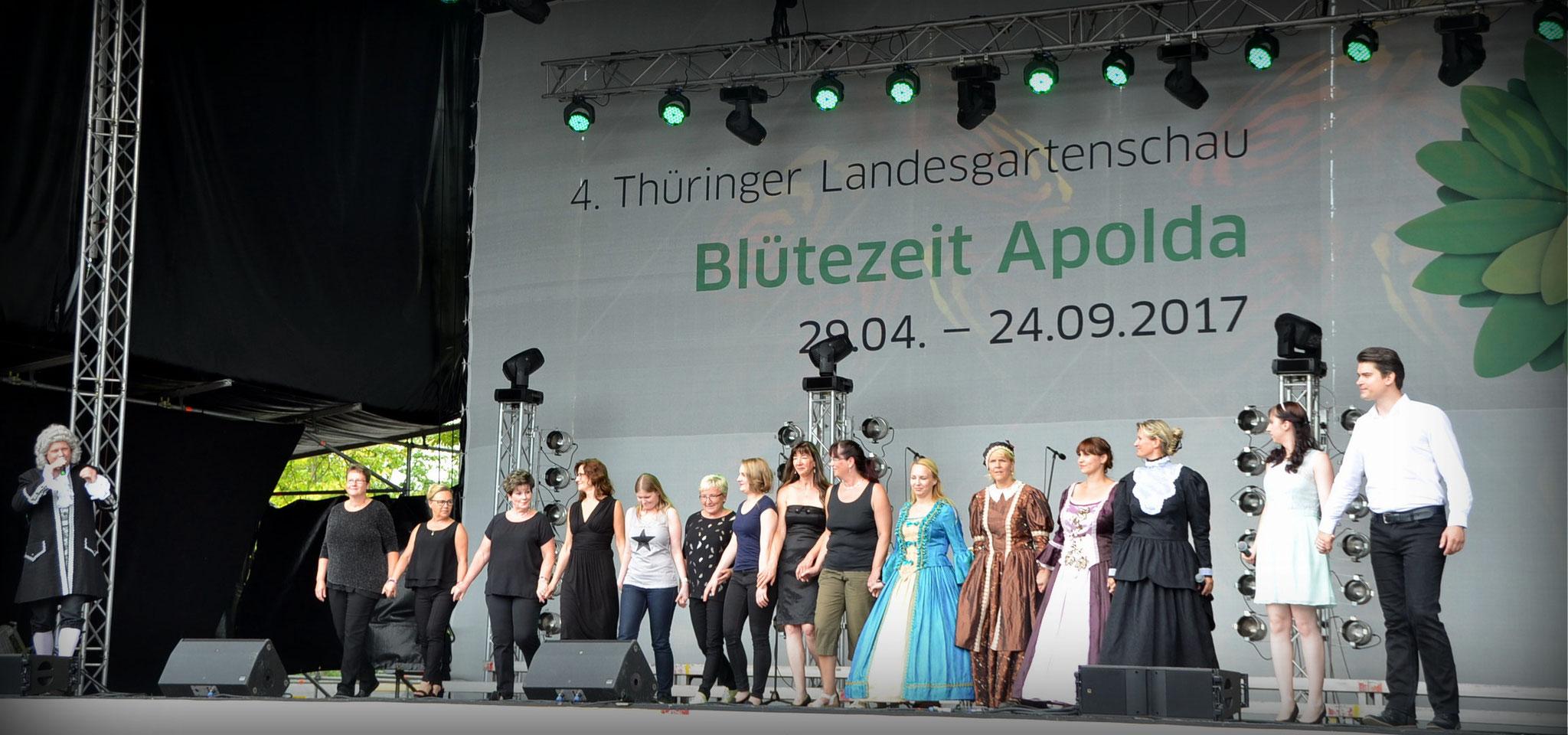 25.06.2017 Landesgartenschau in Apolda (Foto: Johannes Kunze)