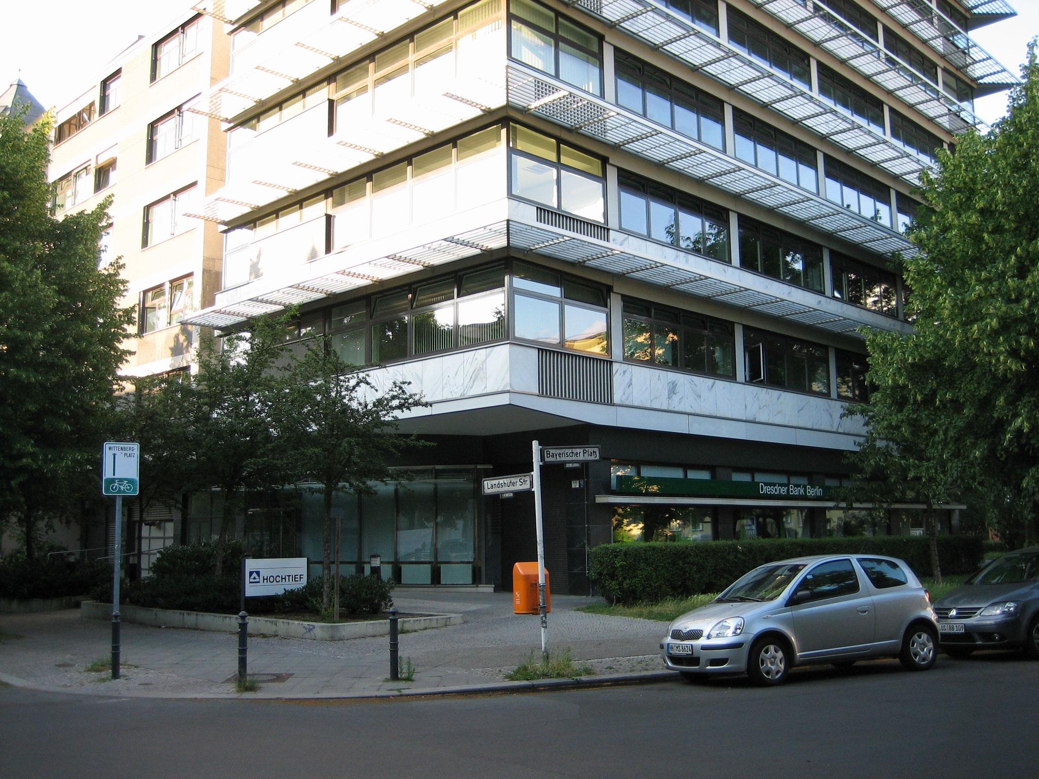 Bayerischer Platz 1