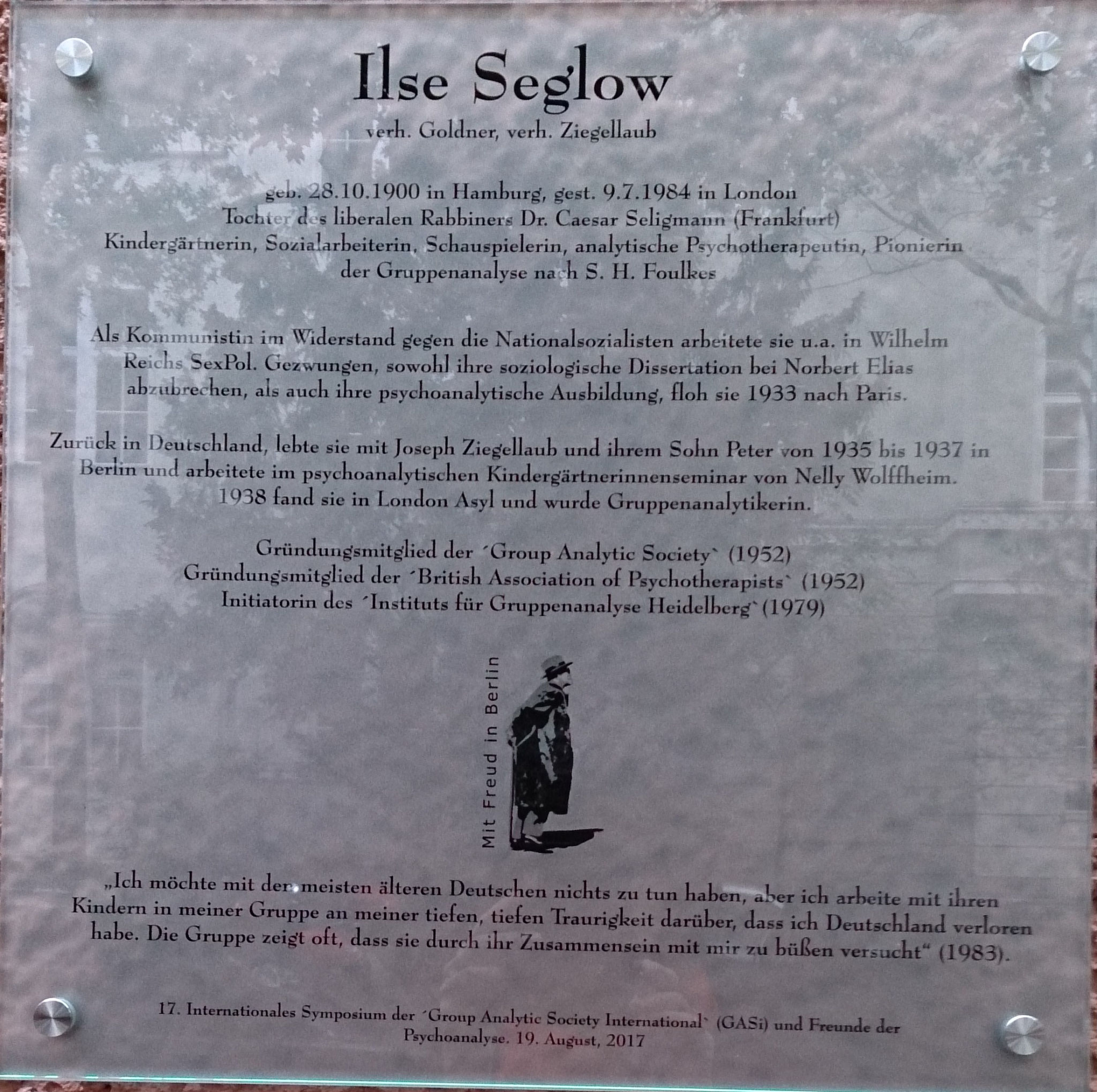 Ilse Seglow