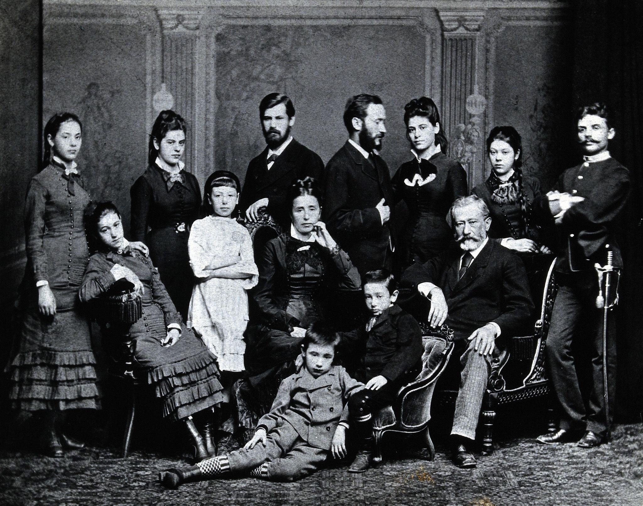 Familie Freud