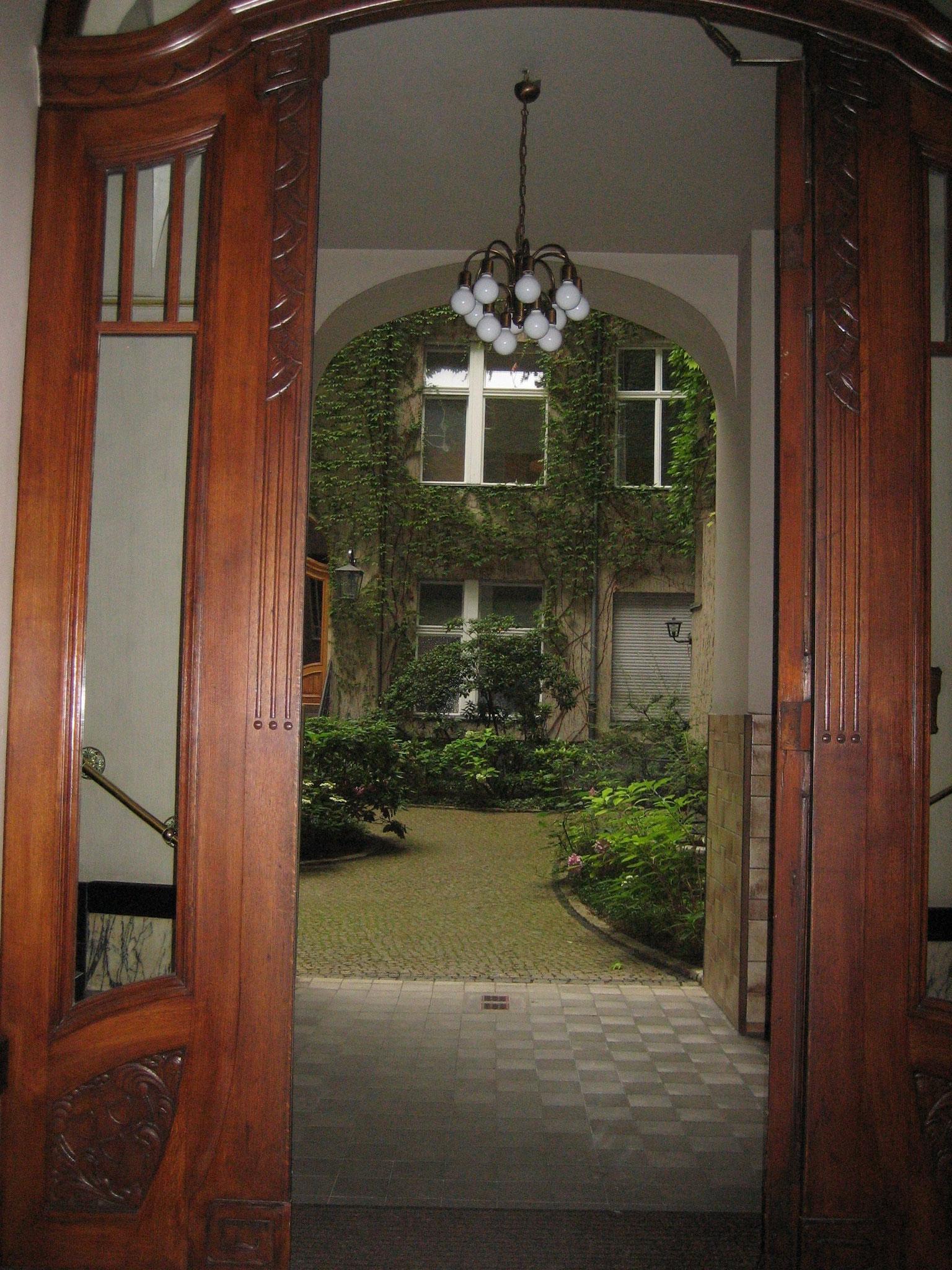Mommsenstr. 7, Hinterhaus