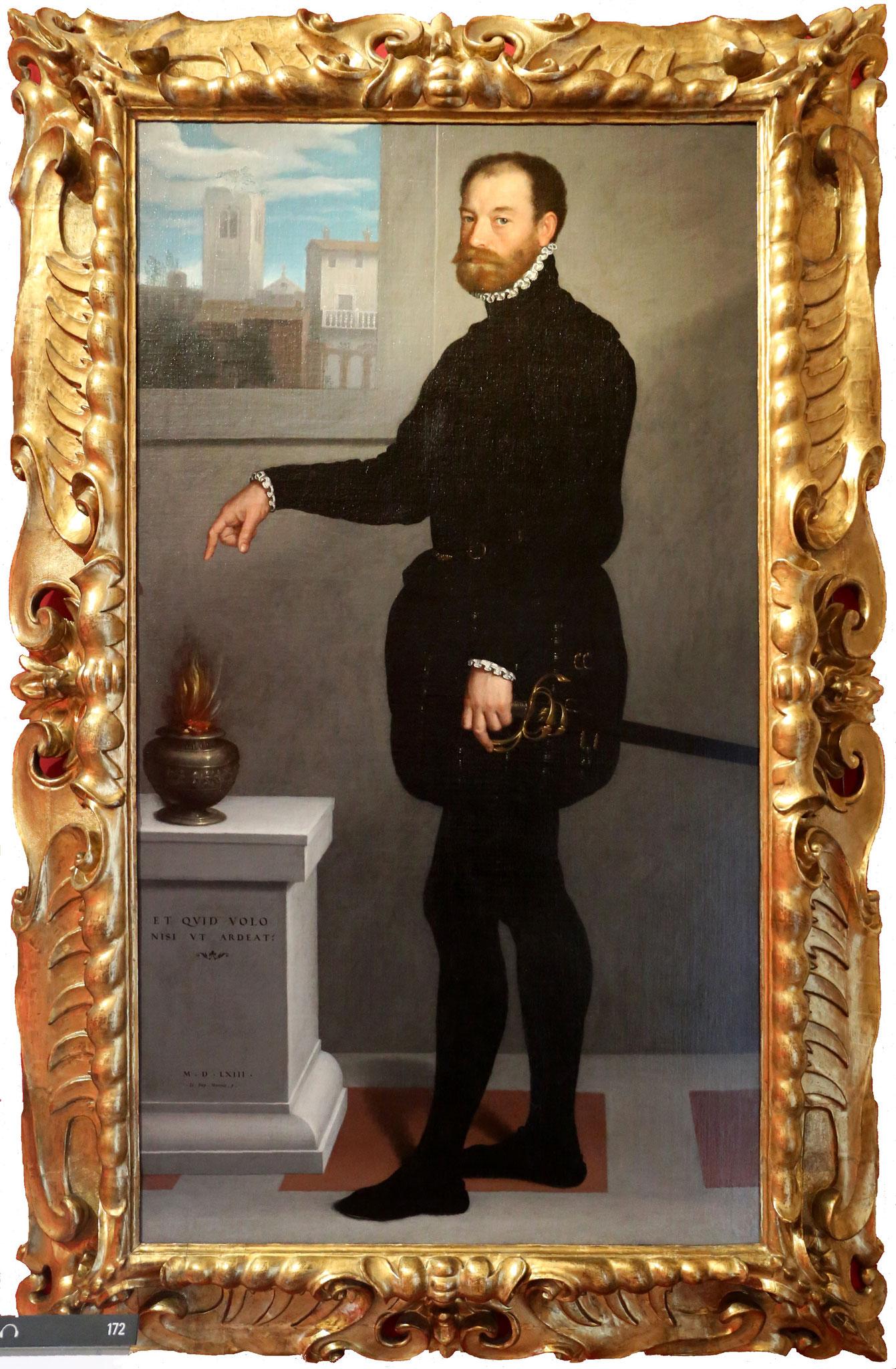 Pietro Secco Suardo von G. B. Moroni (1563).CC BY 3.0