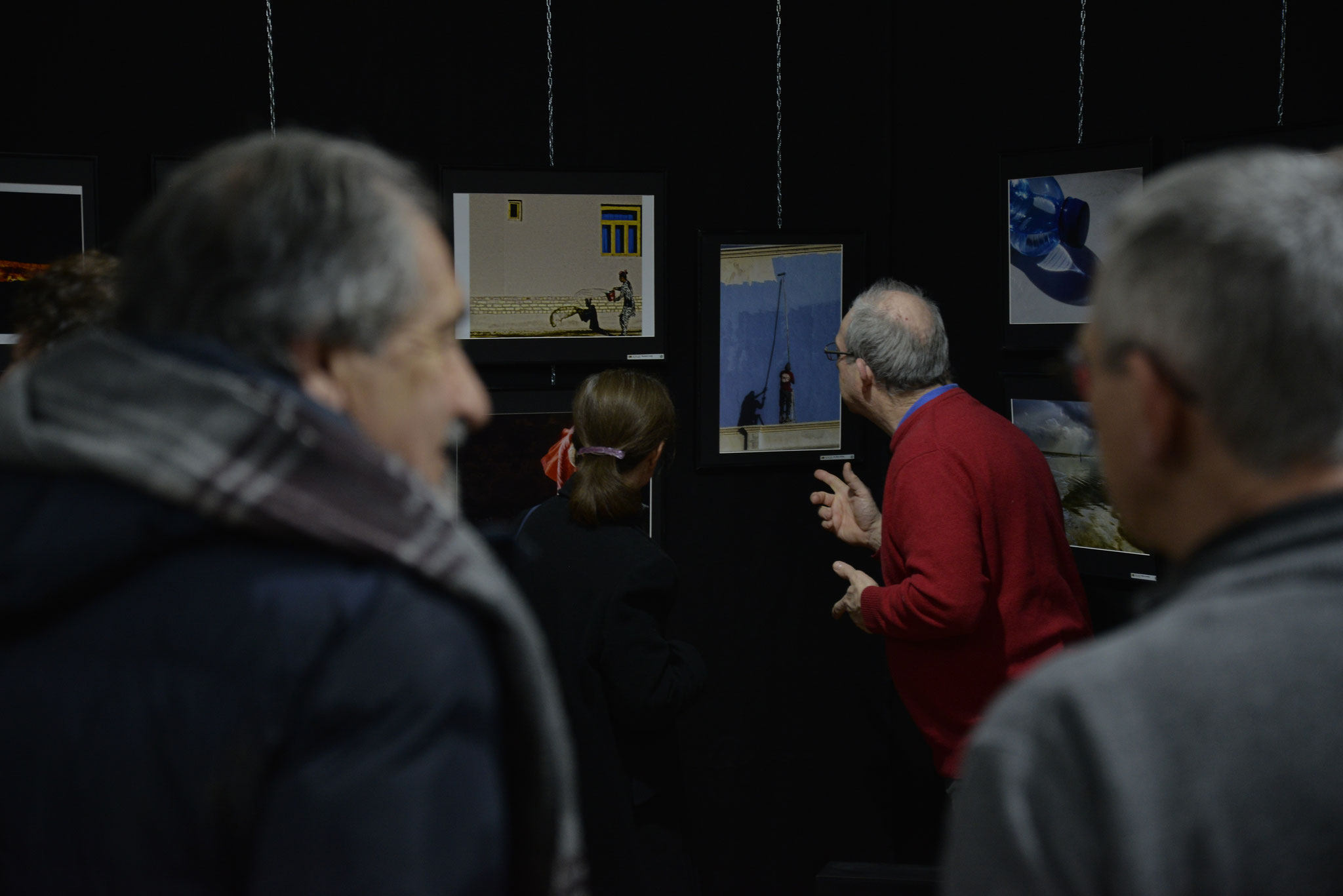 """Foto di Marco Iacuaniello - mostra """"LUCI E OMBRE"""" di CLICK PHOTO CLUB 2018"""