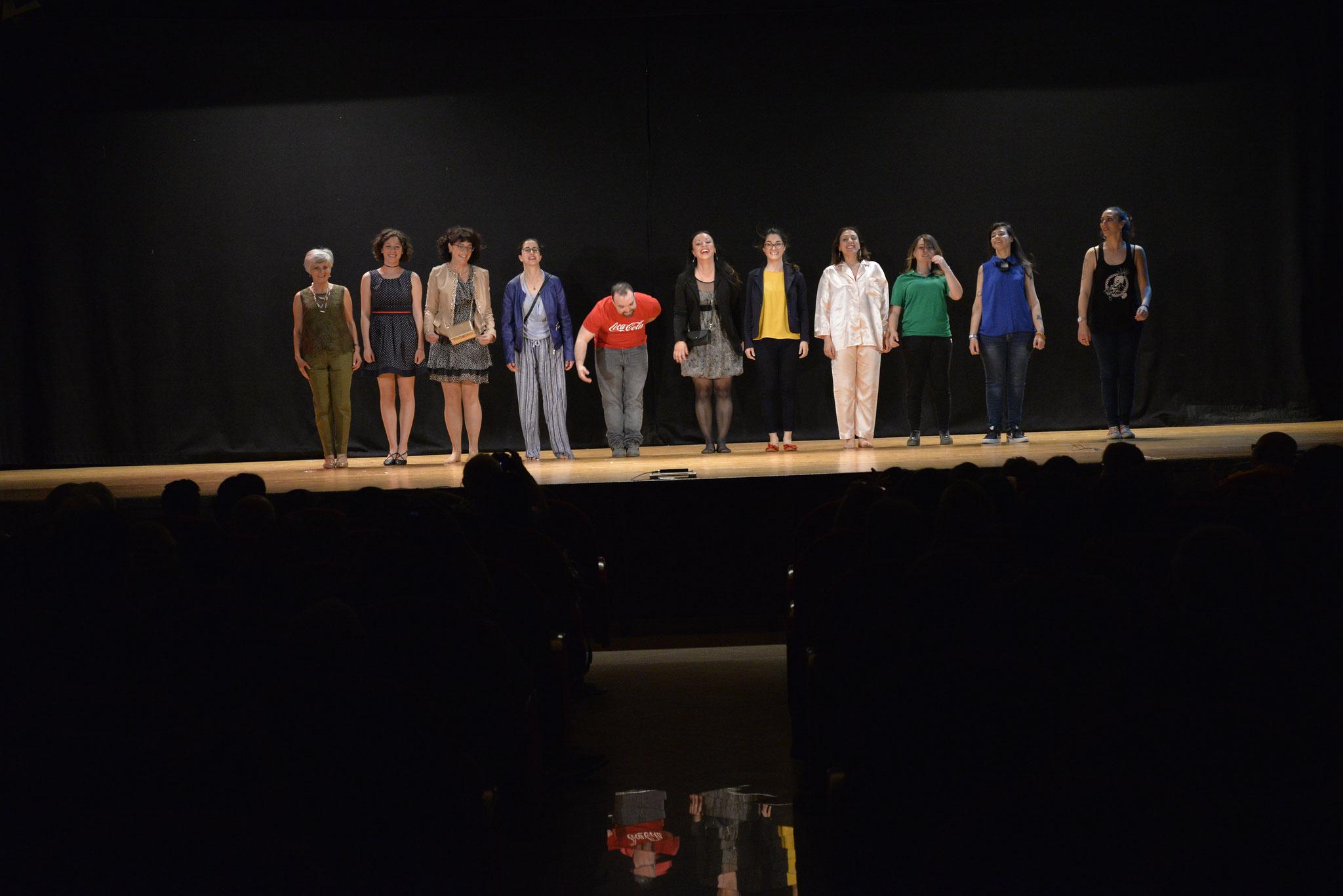 Foto di Marco Iacuaniello - saggi teatro adulti 2019