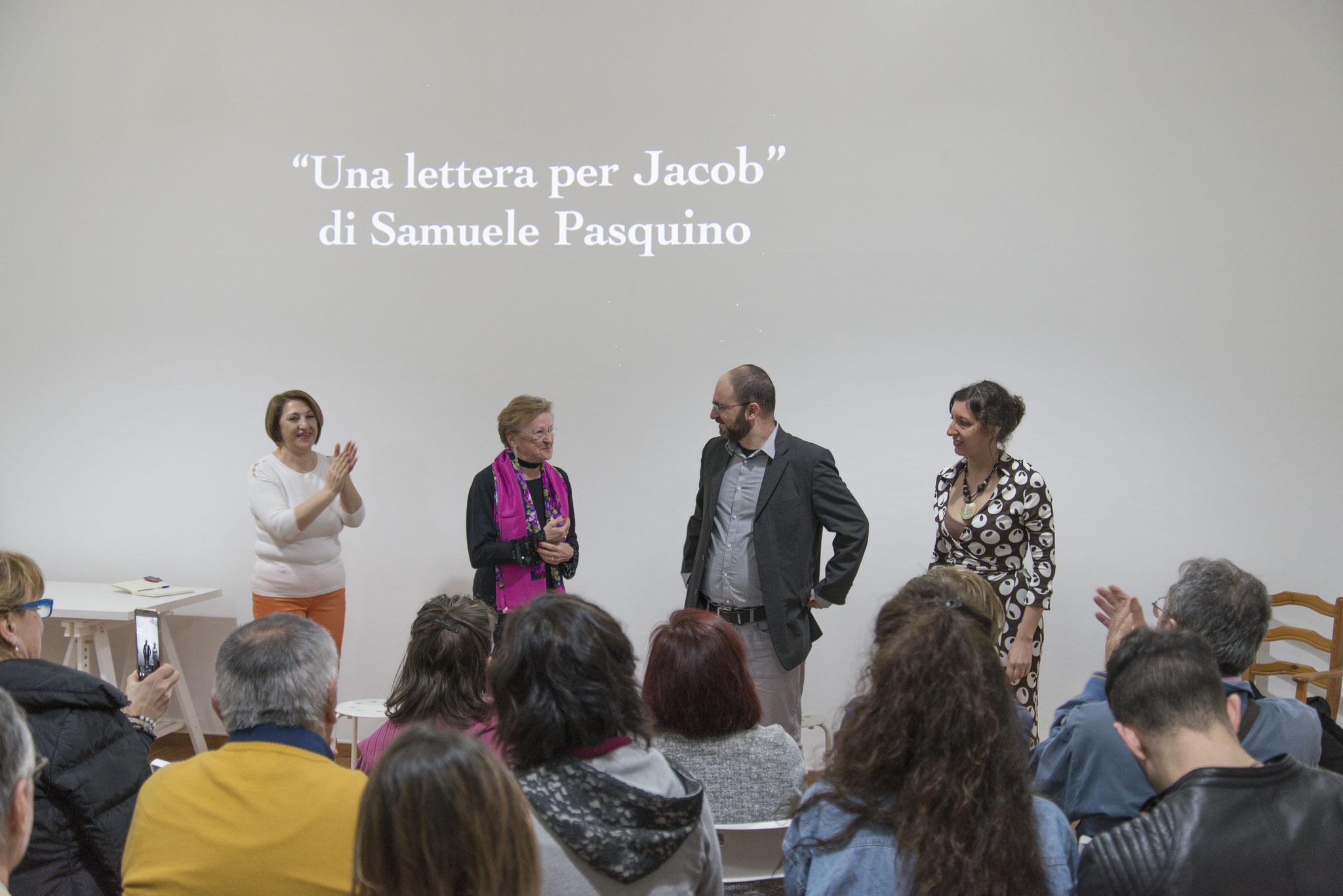Foto di Marco Iacuaniello - Cortometraggio di Samuele Pasquino 2017