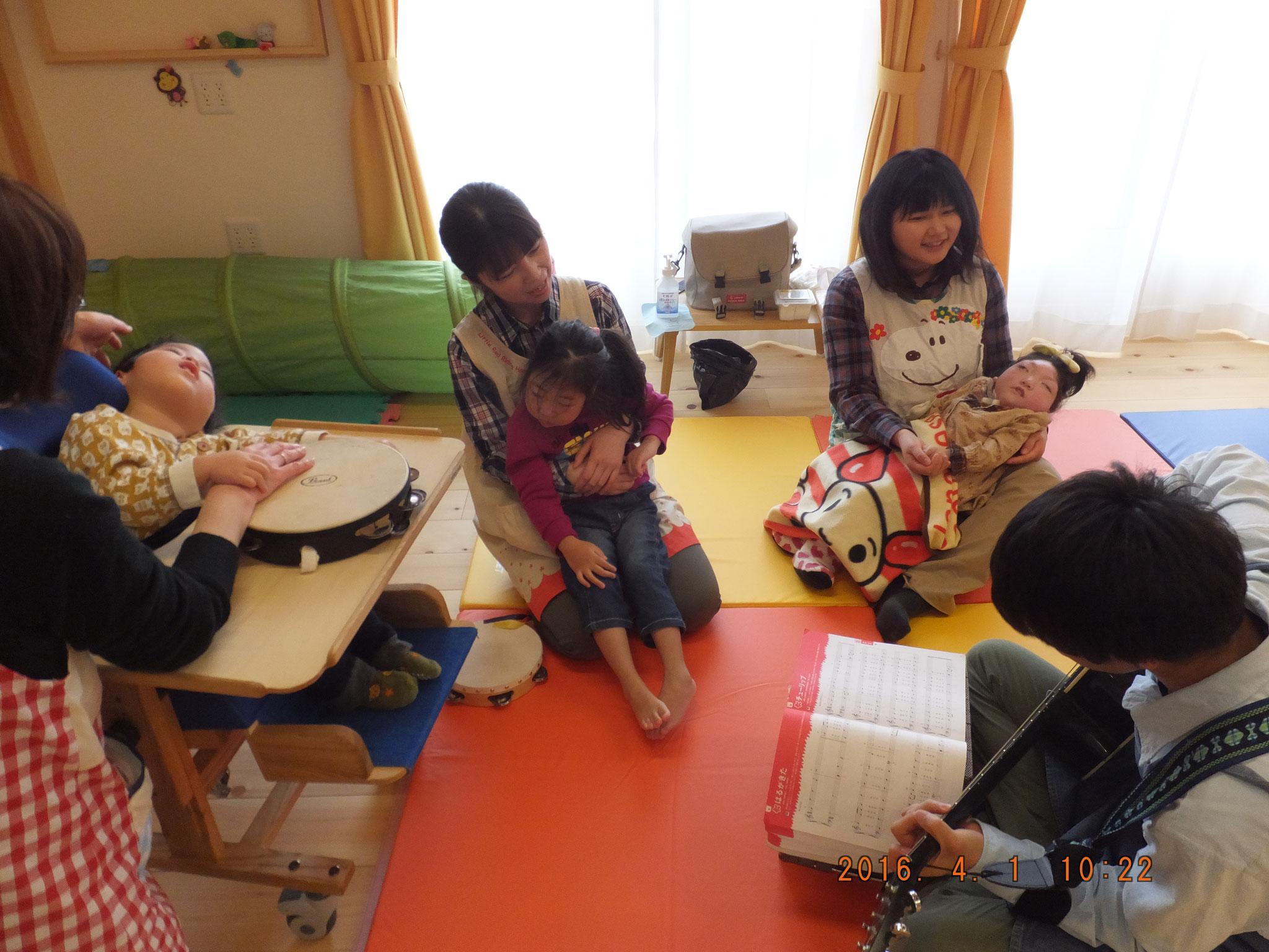 増加する重症心身障害児・医療的ケア児 - NPOあい …