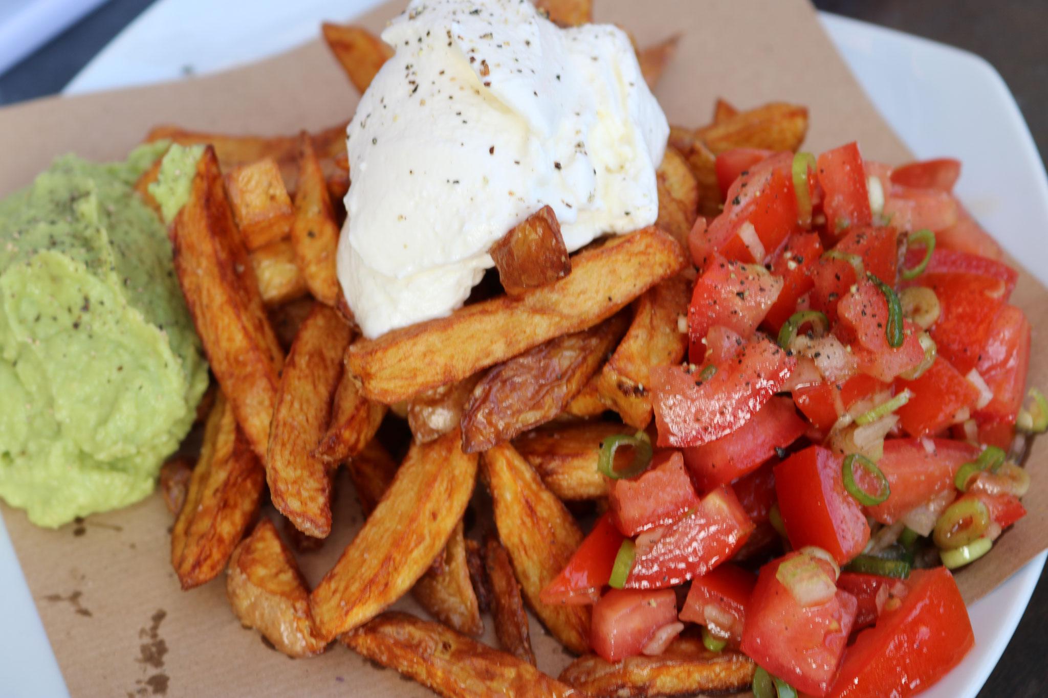 Streetfood - Pommes frites