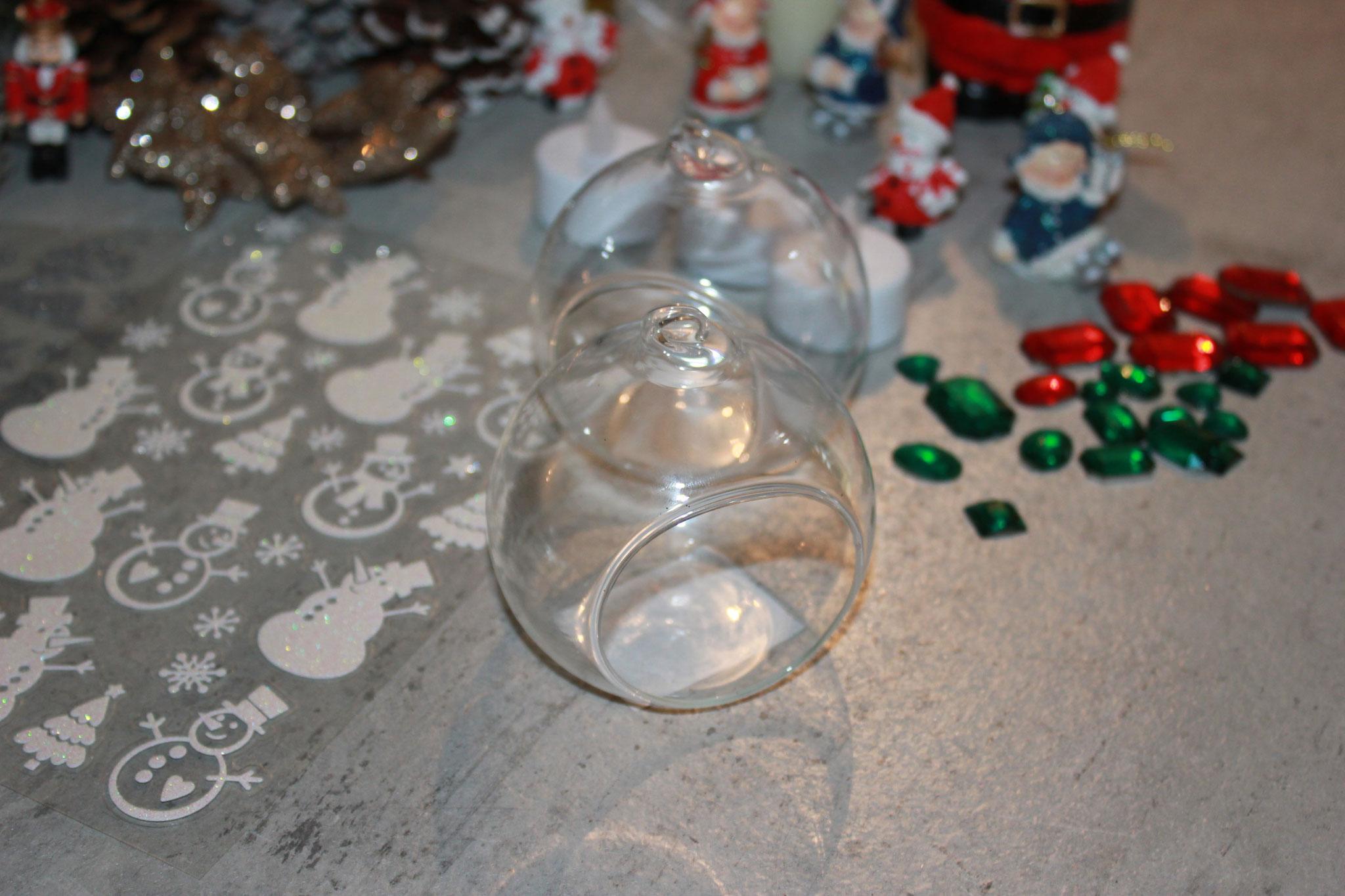 Atelier DIY Boule de Noël