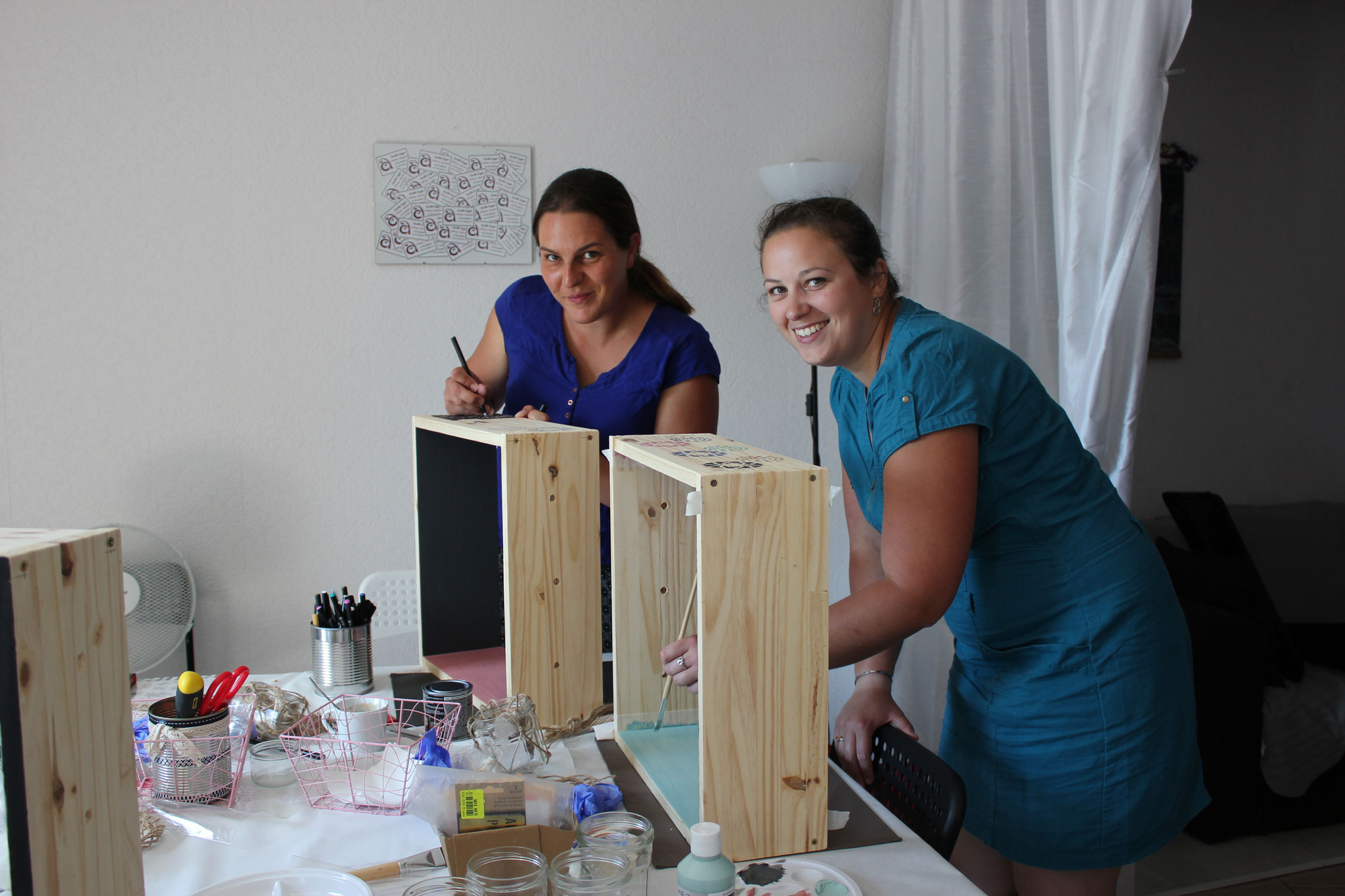 Atelier DIY Home décoration
