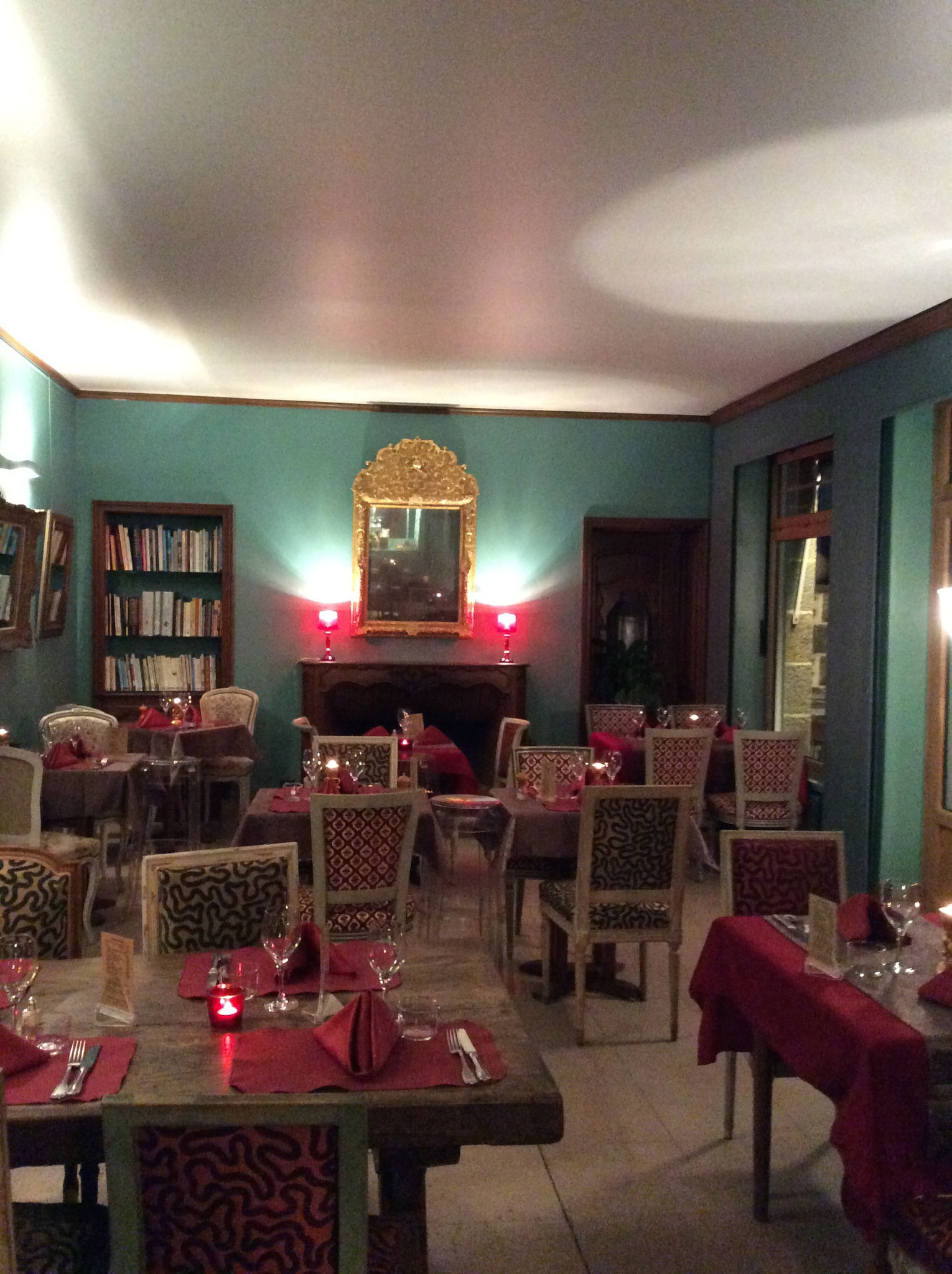 Restaurant Cite D Alet Saint Malo