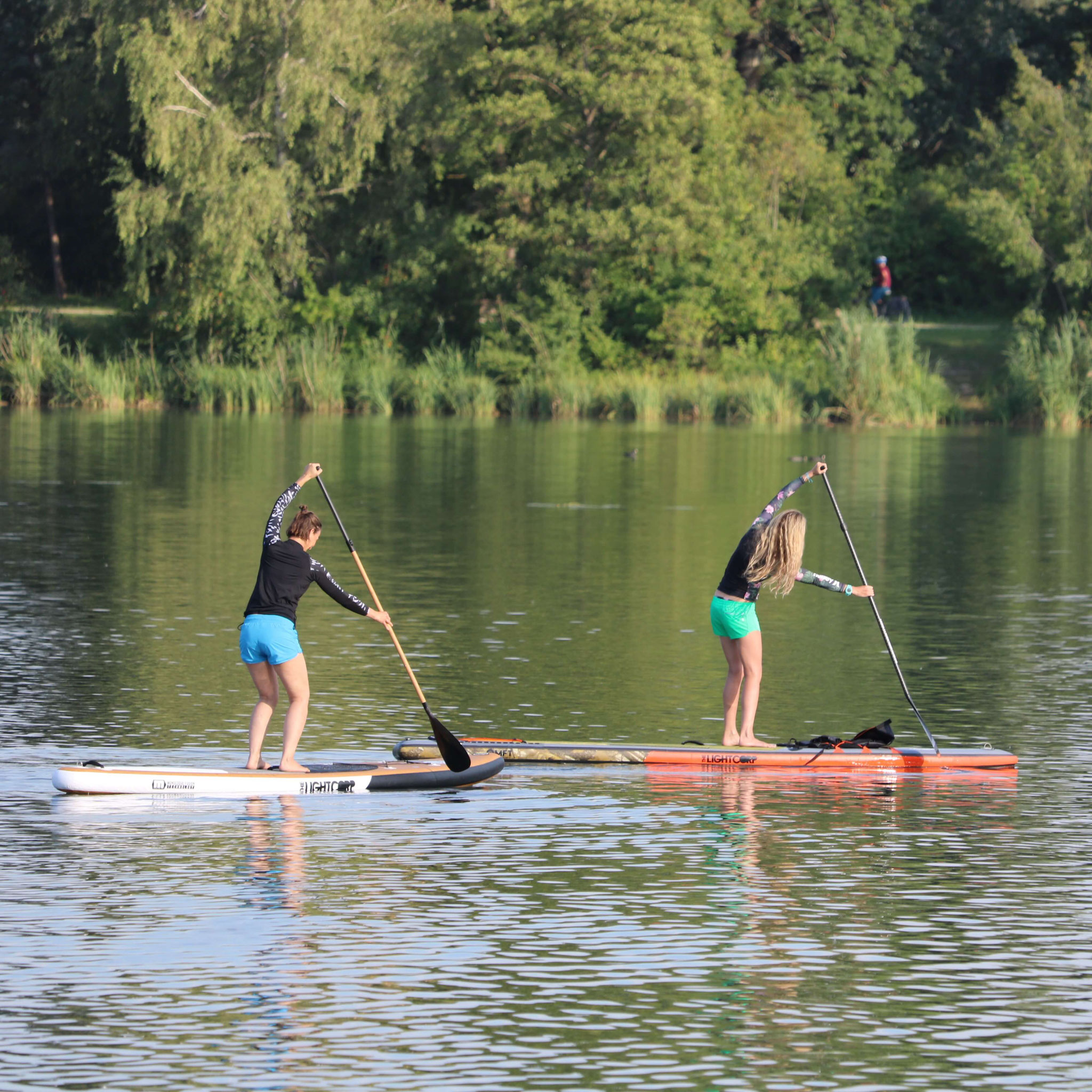 Stand up Paddling - individuelle Tipps