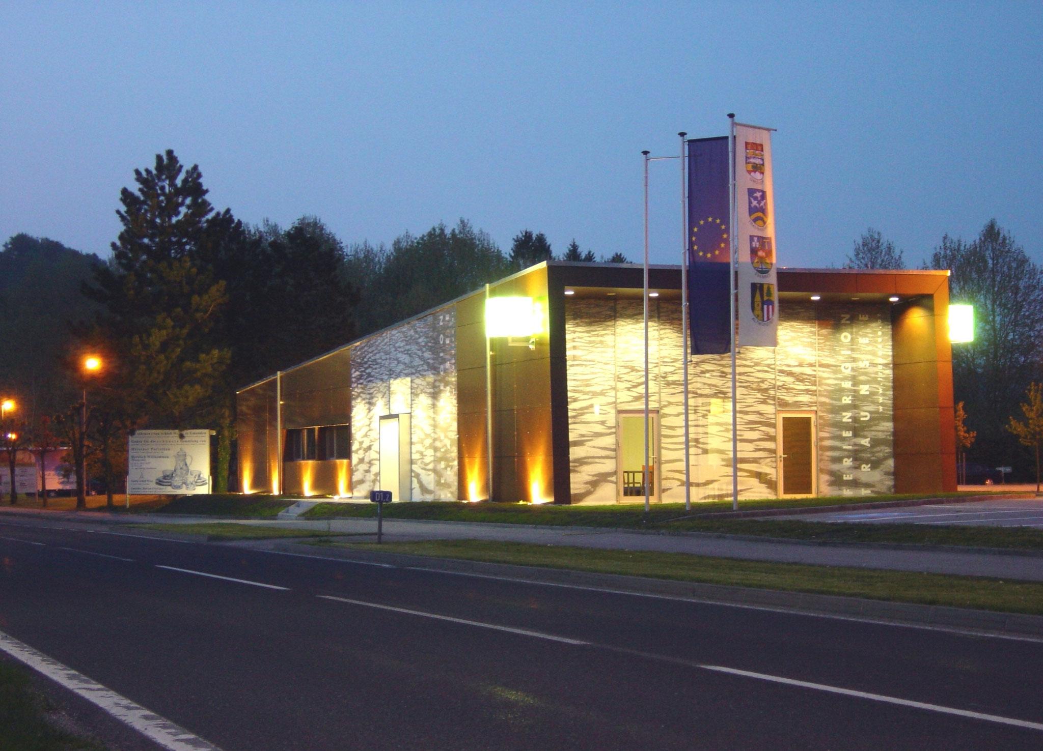 Tourismuspavillon Gmunden