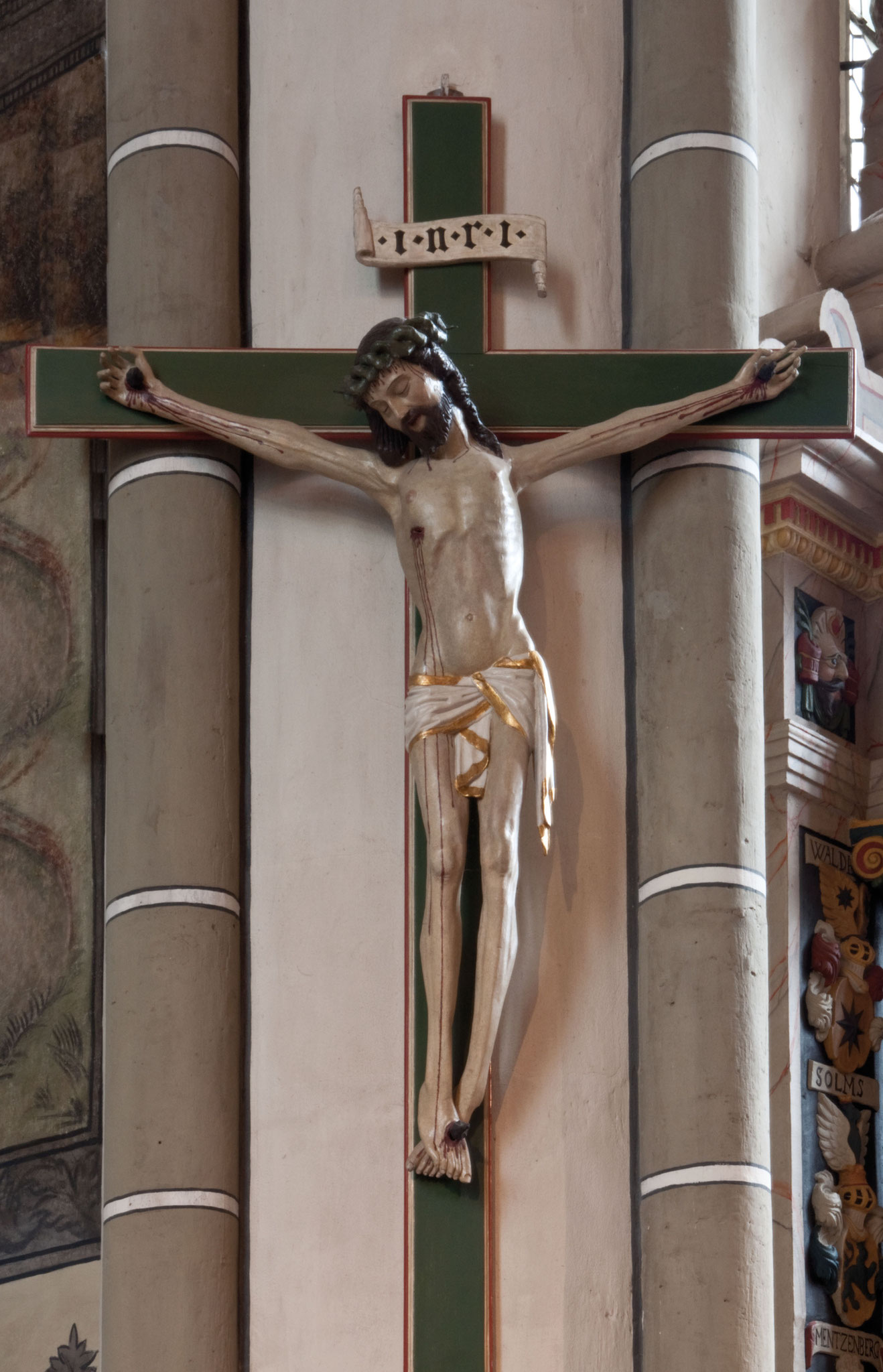 Kruzifix von 1470