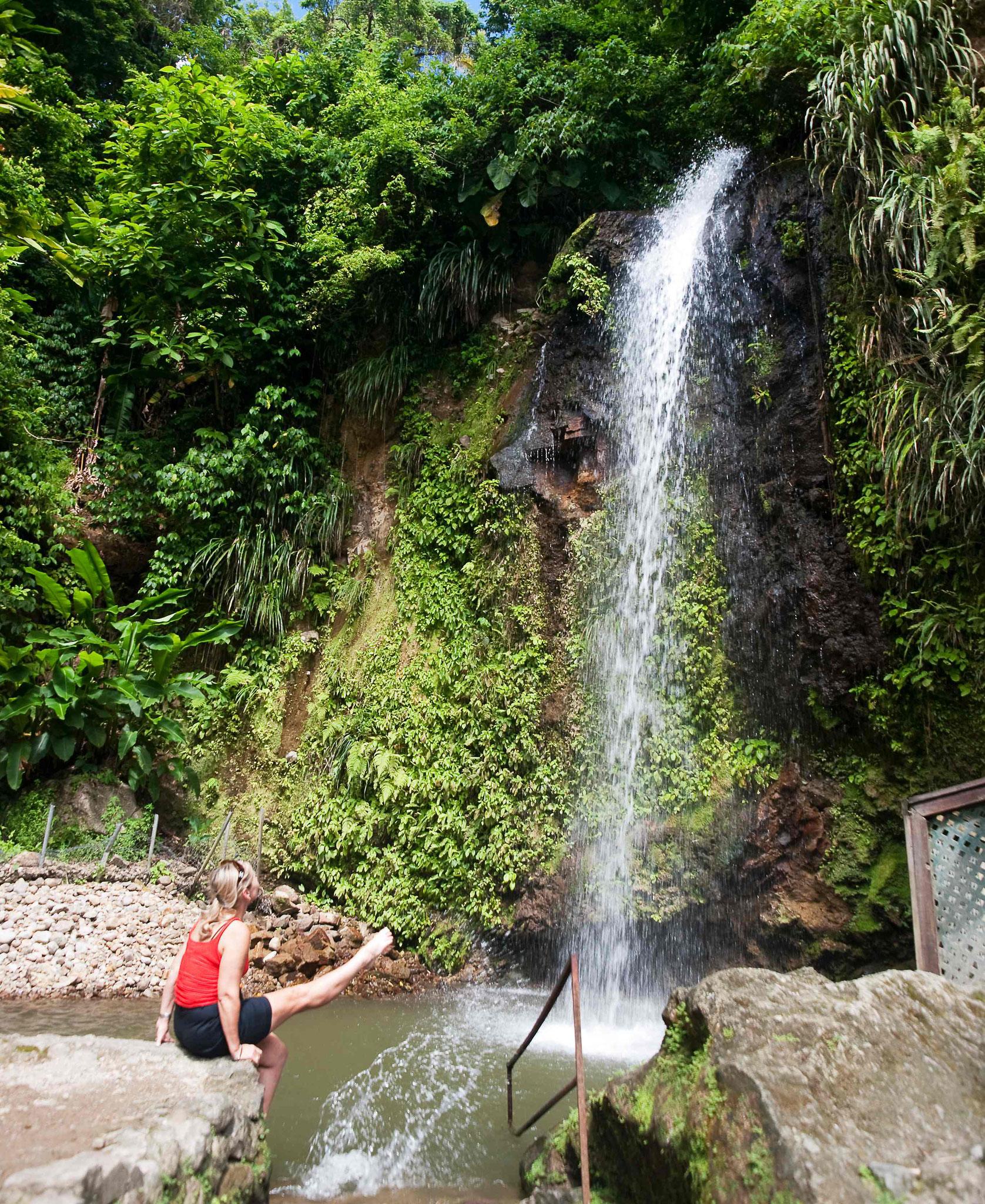 Diamond Wasserfall