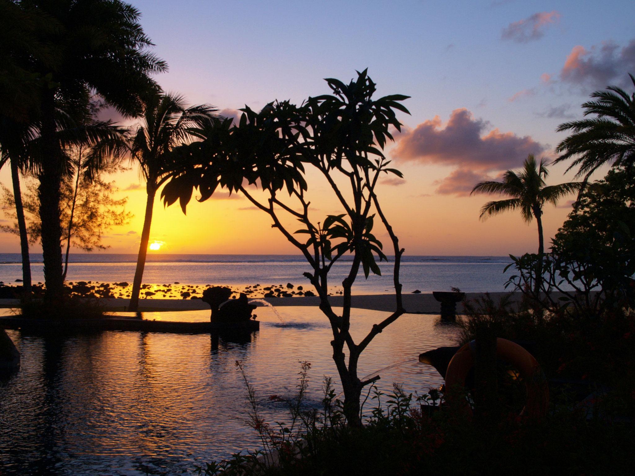 Mauritius, Shanti Ananda Resort