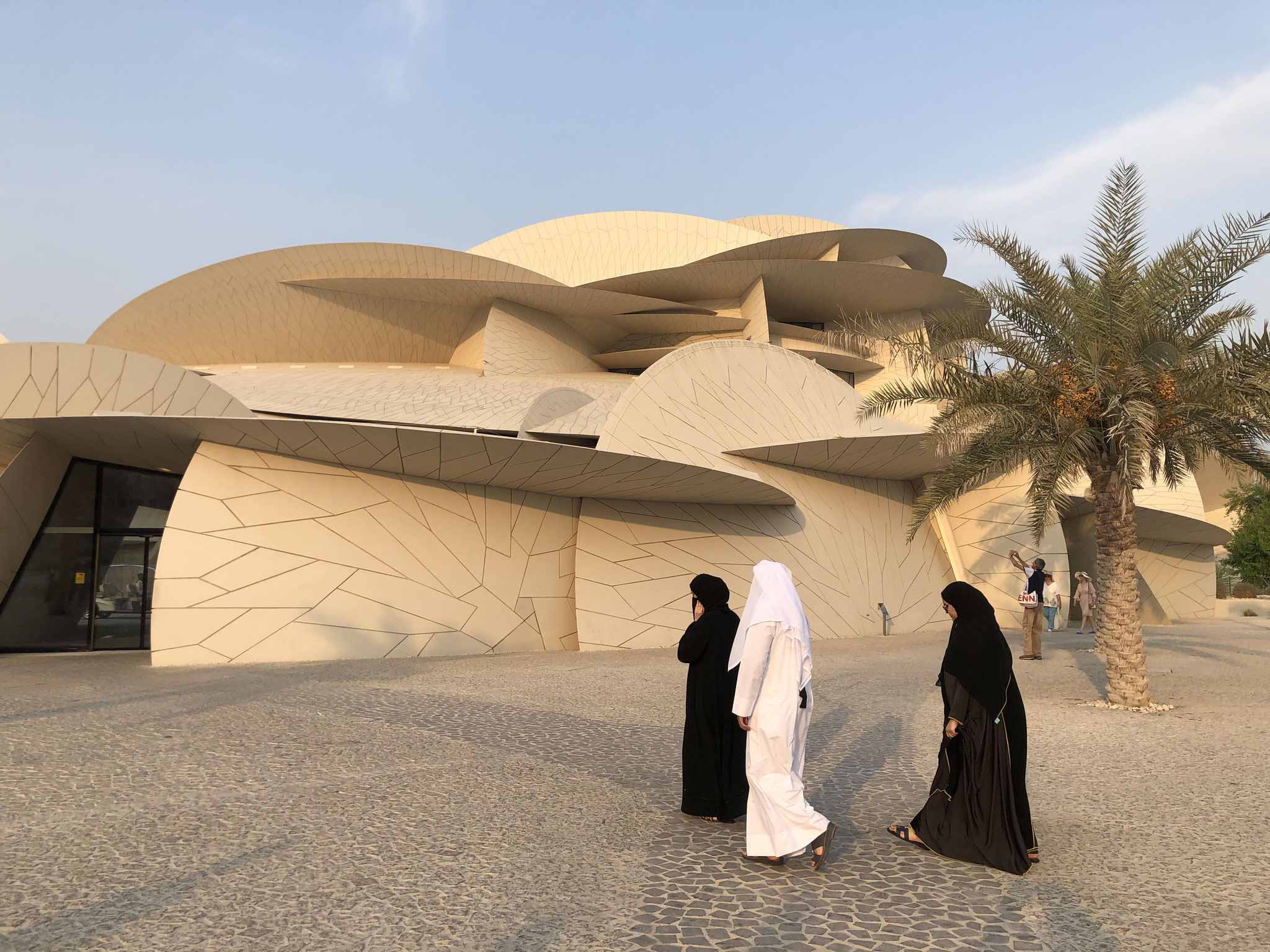 Qatar, Nationalmuseum Doha