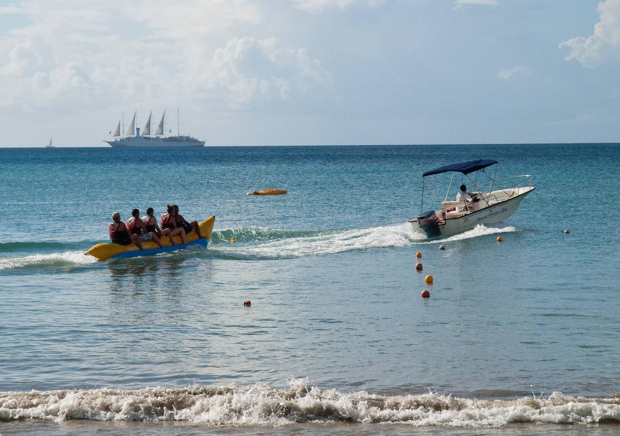Morgan Bay, Wassersport