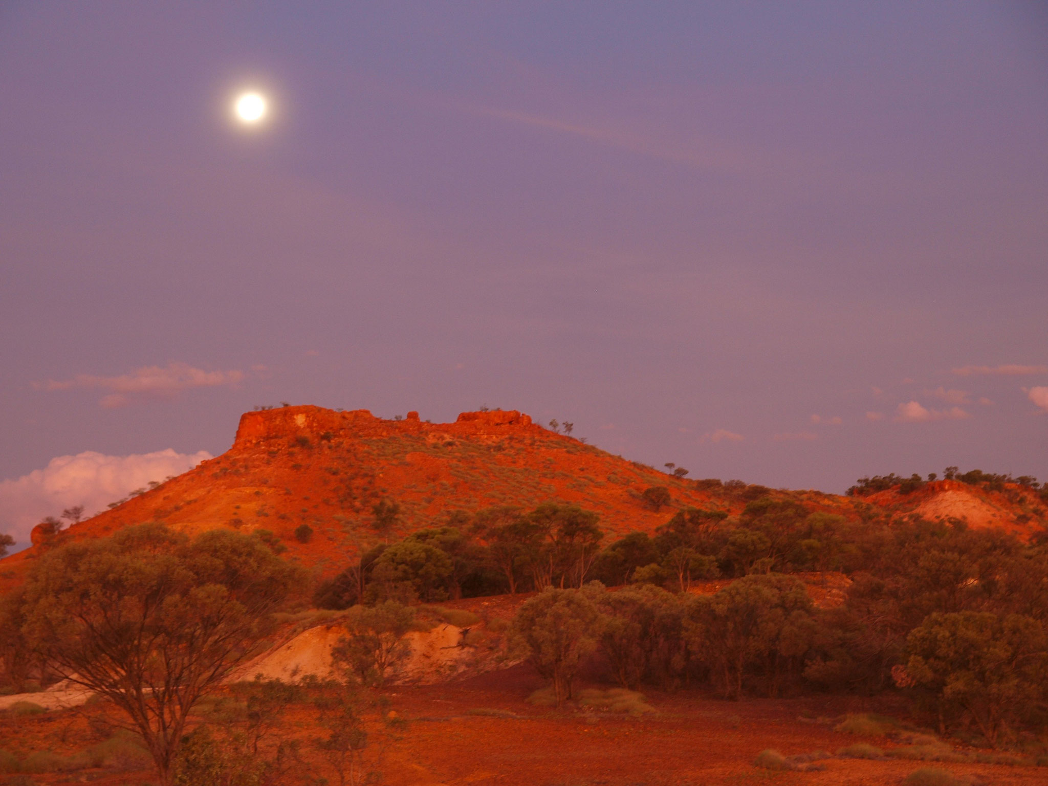 Queensland, Outback
