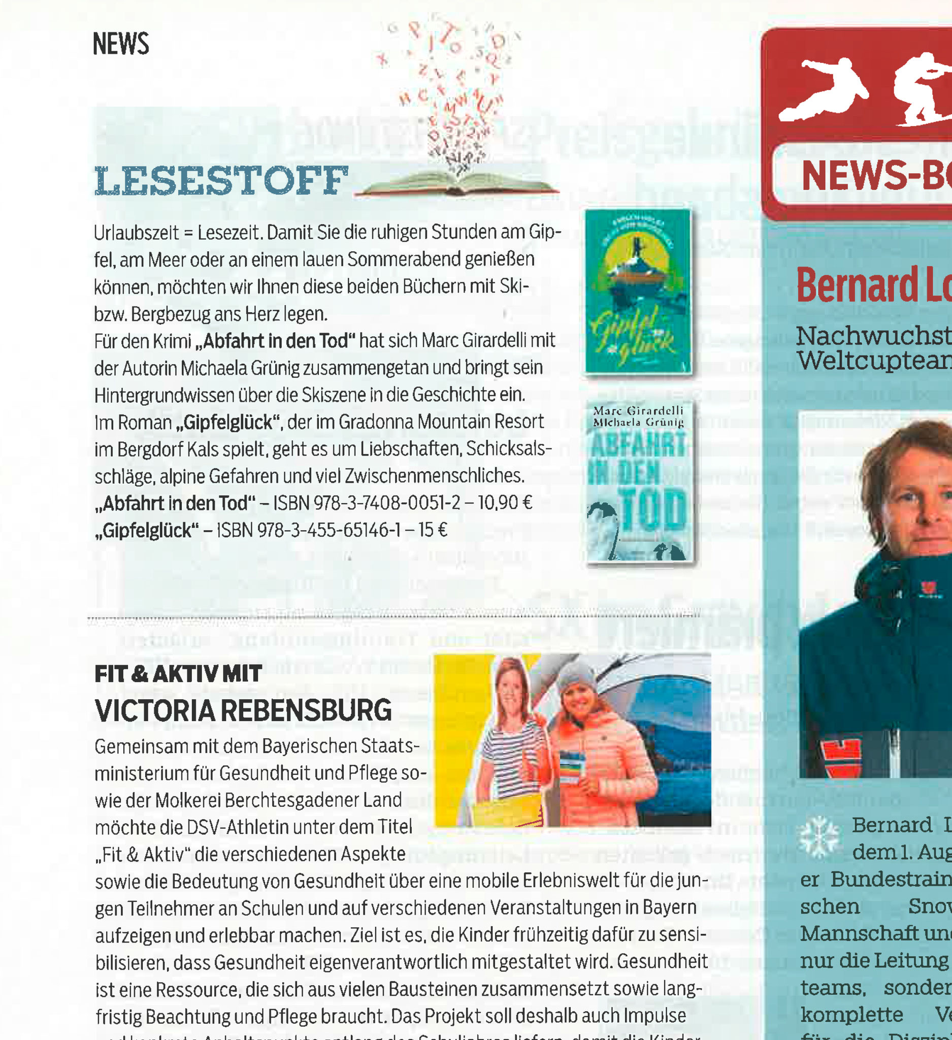 Ski & Sportmagazin, 3/17