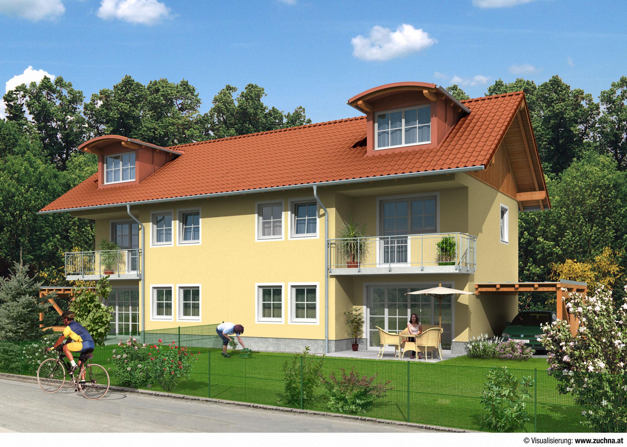 Elixhausen Doppelhaus