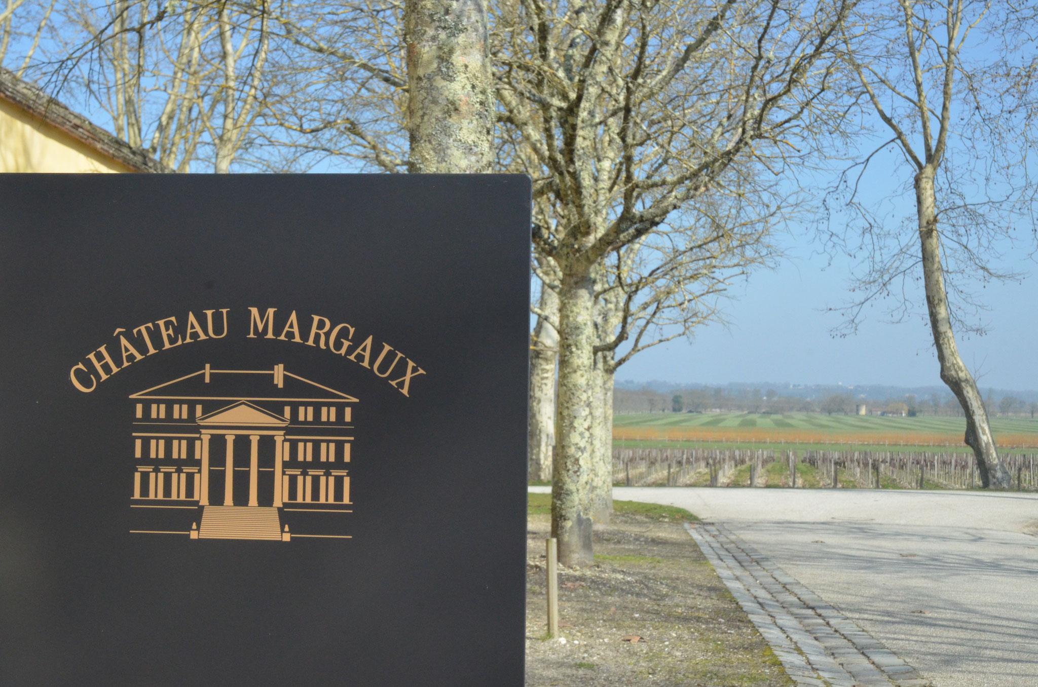 BORDELAIS/Château Margaux