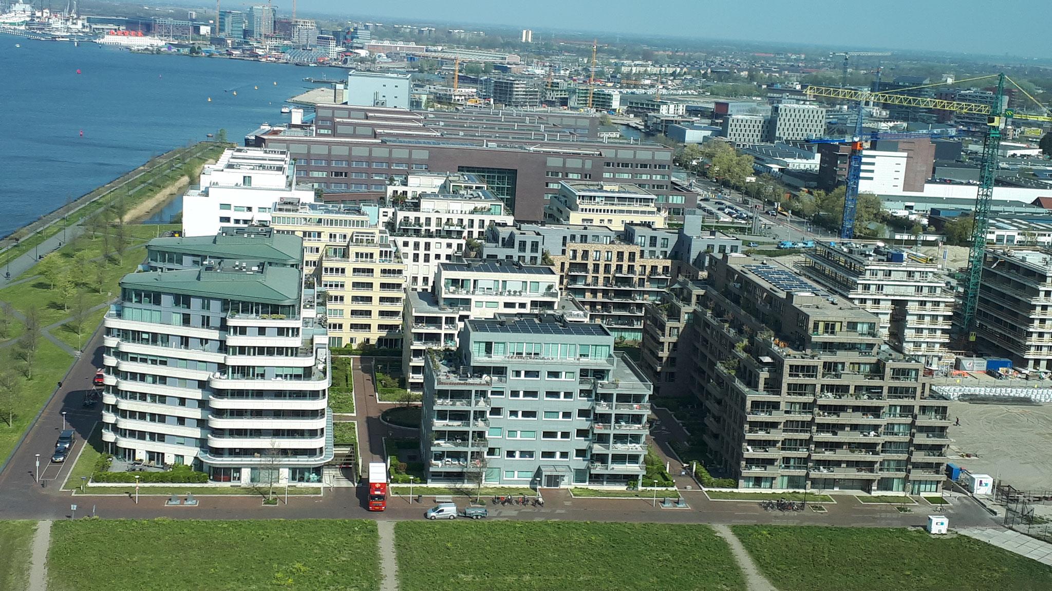 Modernes Amsterdam