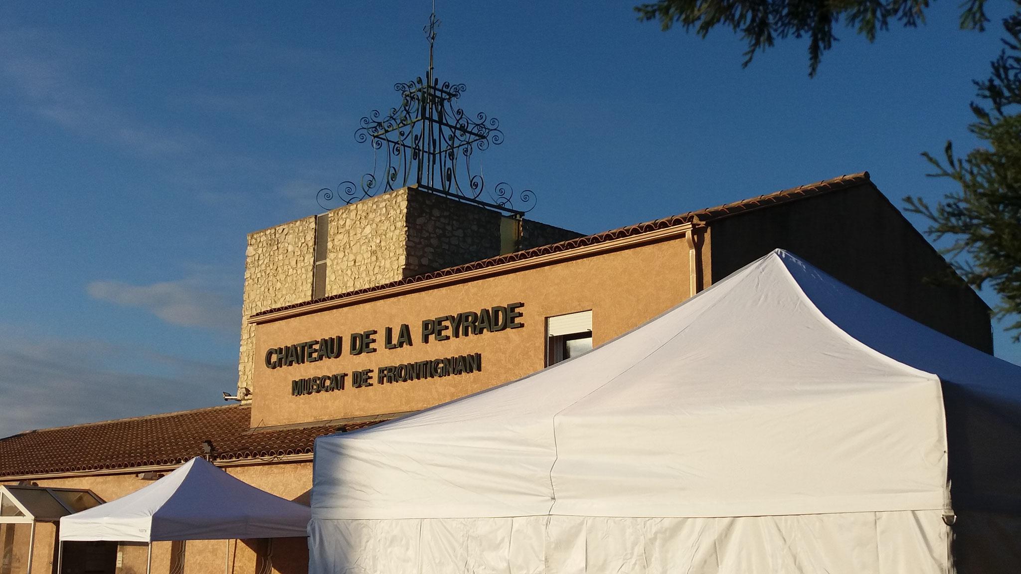 Portes ouvertes au Château de la Peyrade - ©chapithau.com