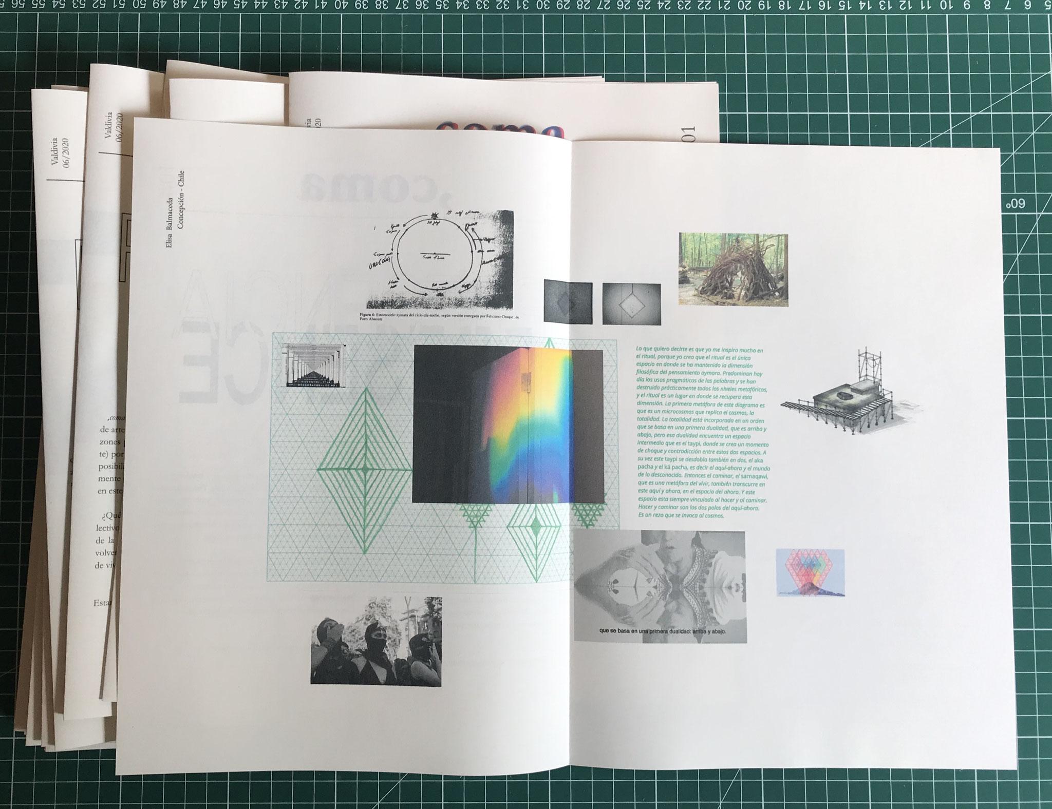 ,coma #1: Presencia/Presence 06/2020