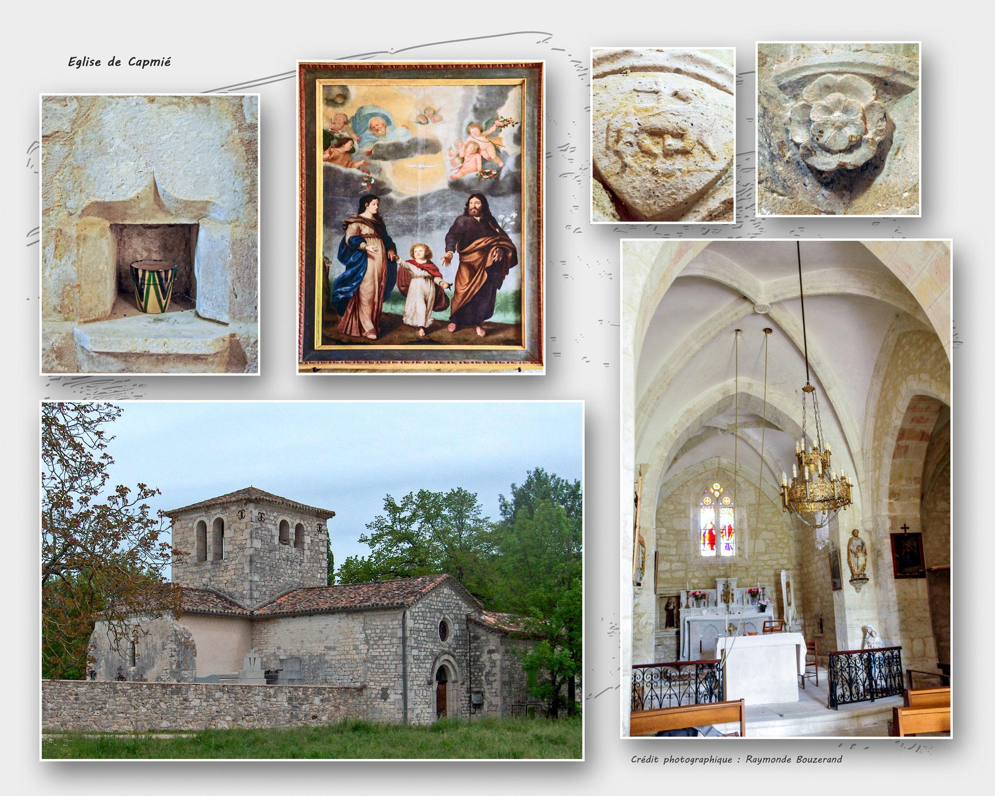 Eglise de Capmié