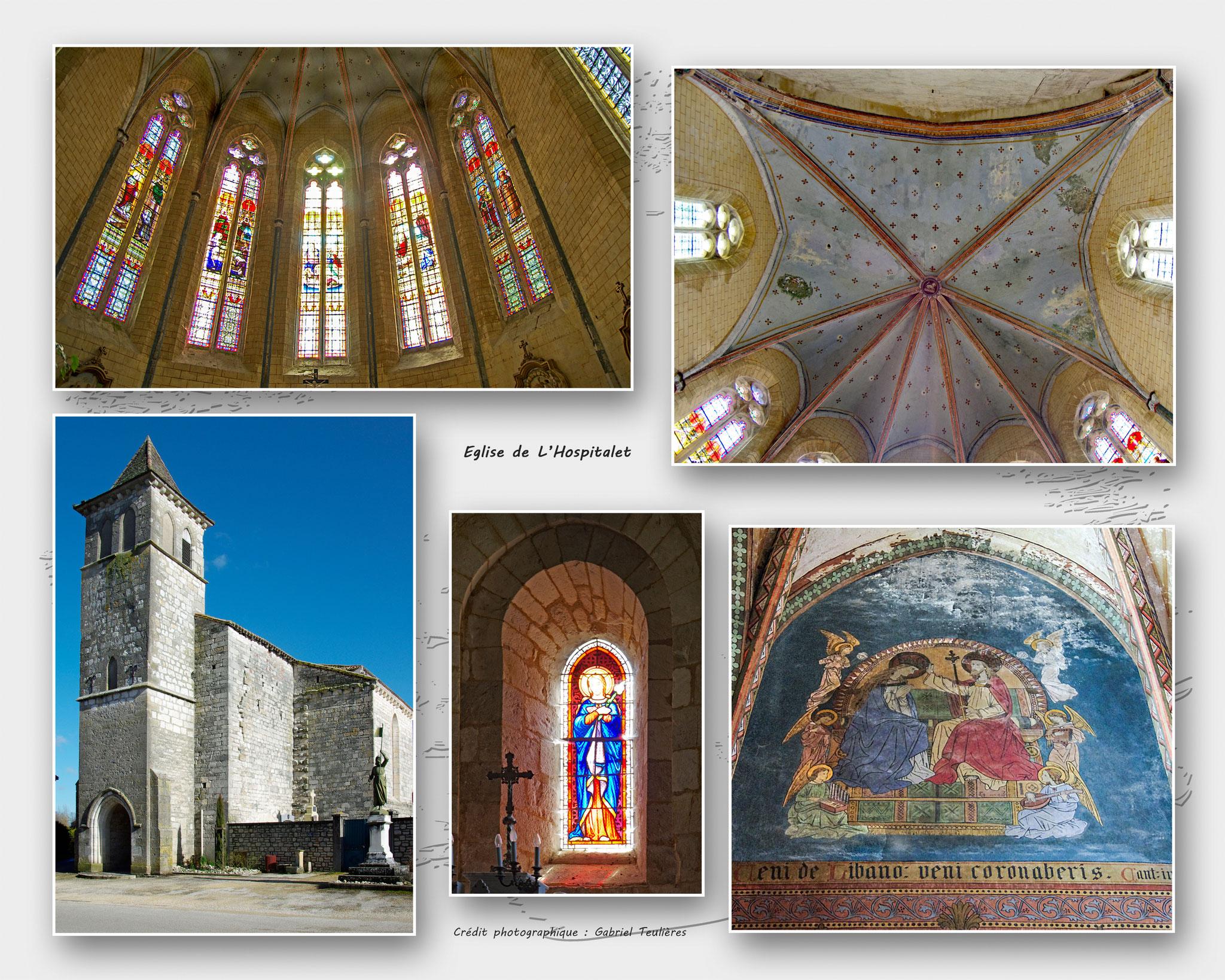 Eglise de L'Hospitalet