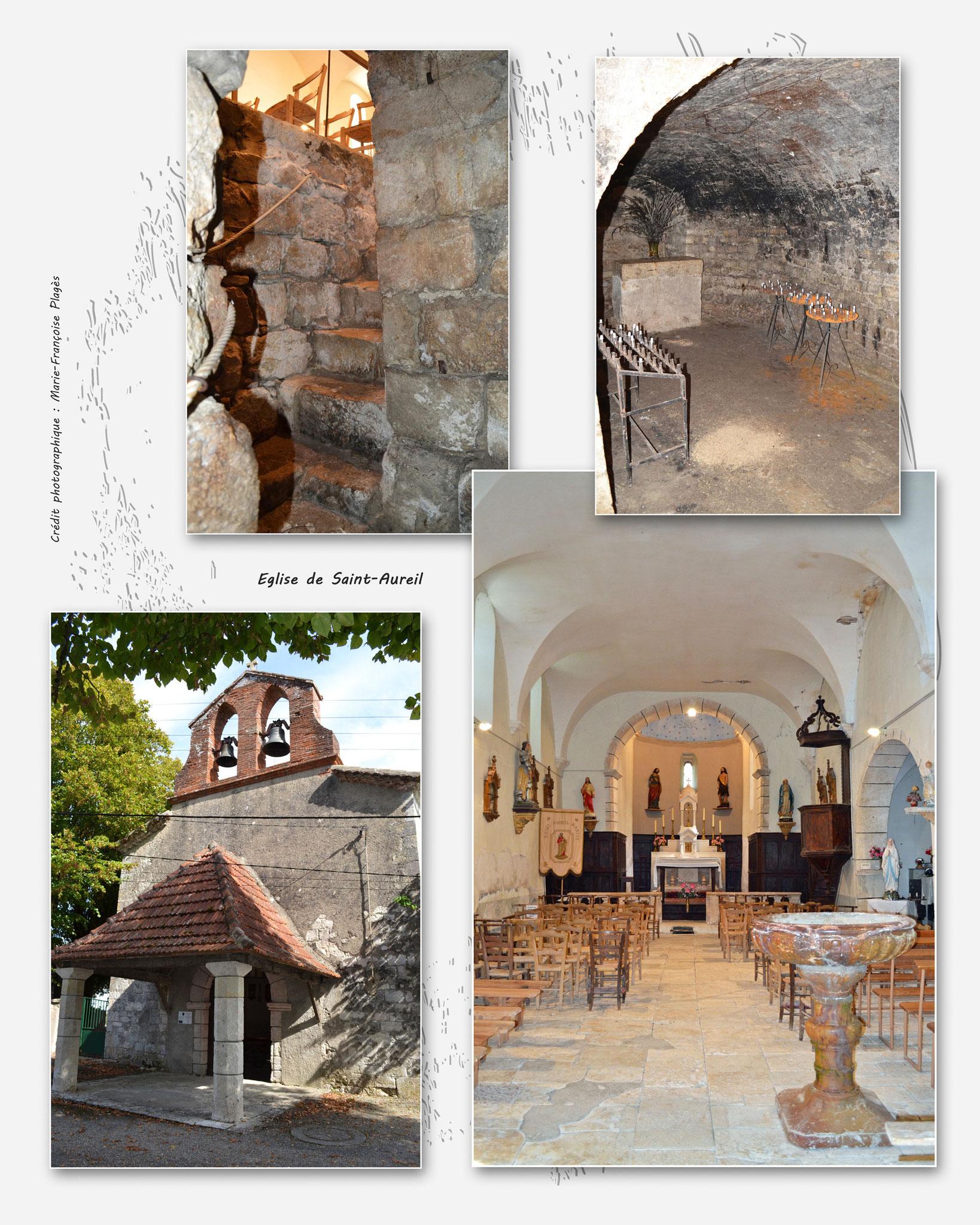 Eglise de Saint-Aureil