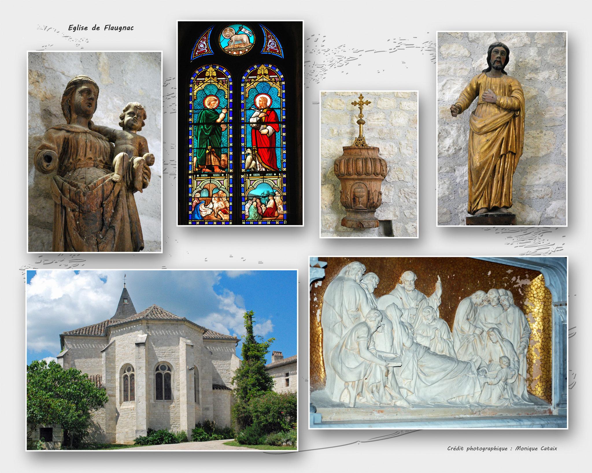 Eglise de Flaugnac