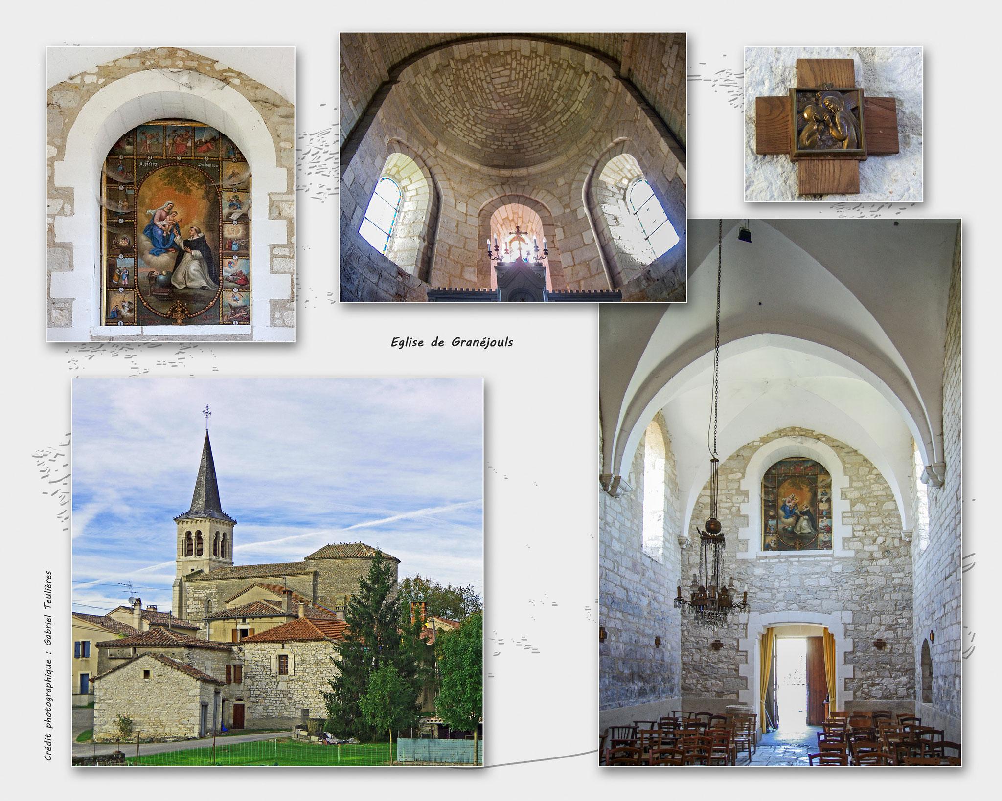 Eglise de Granéjouls