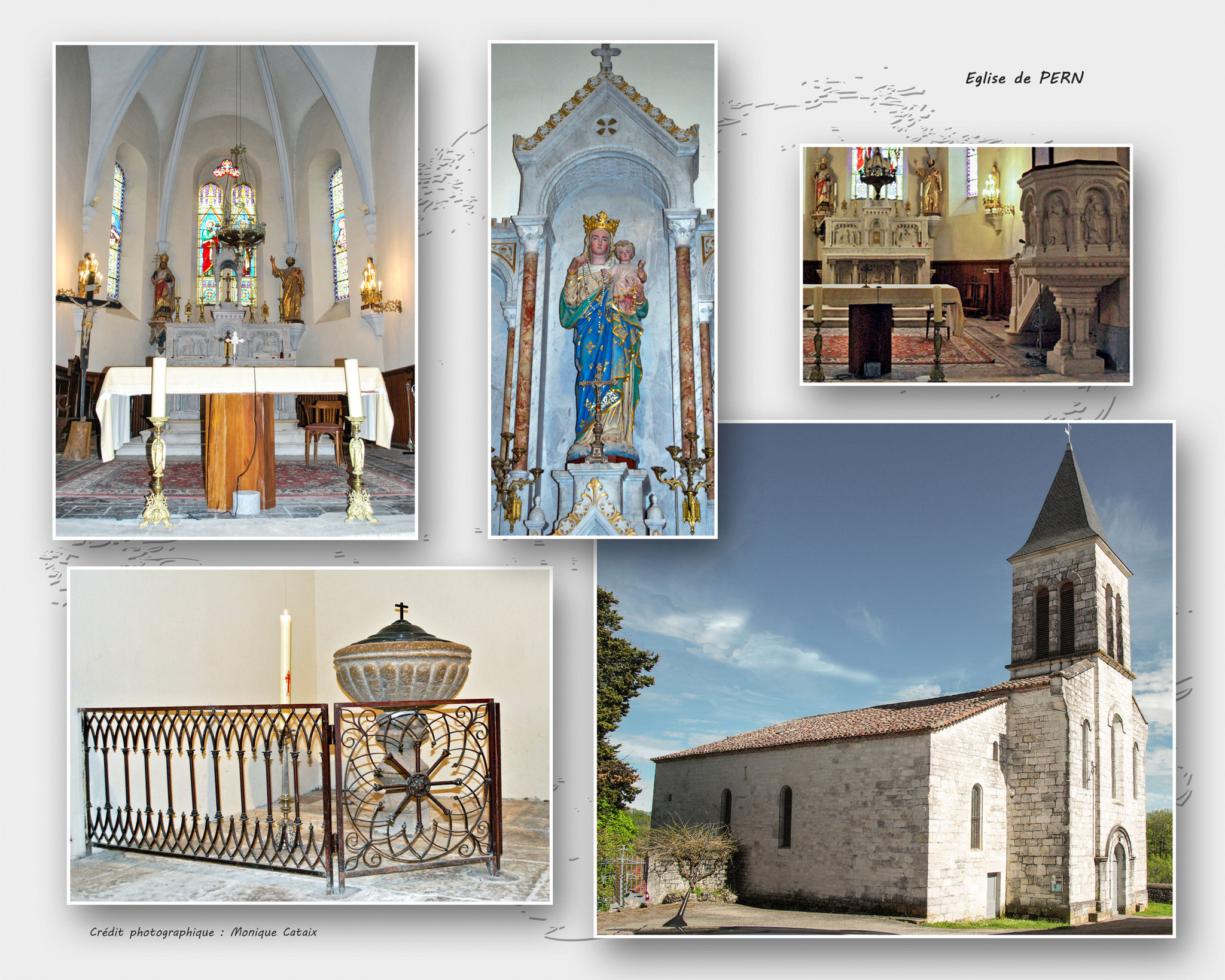 Eglise de Pern