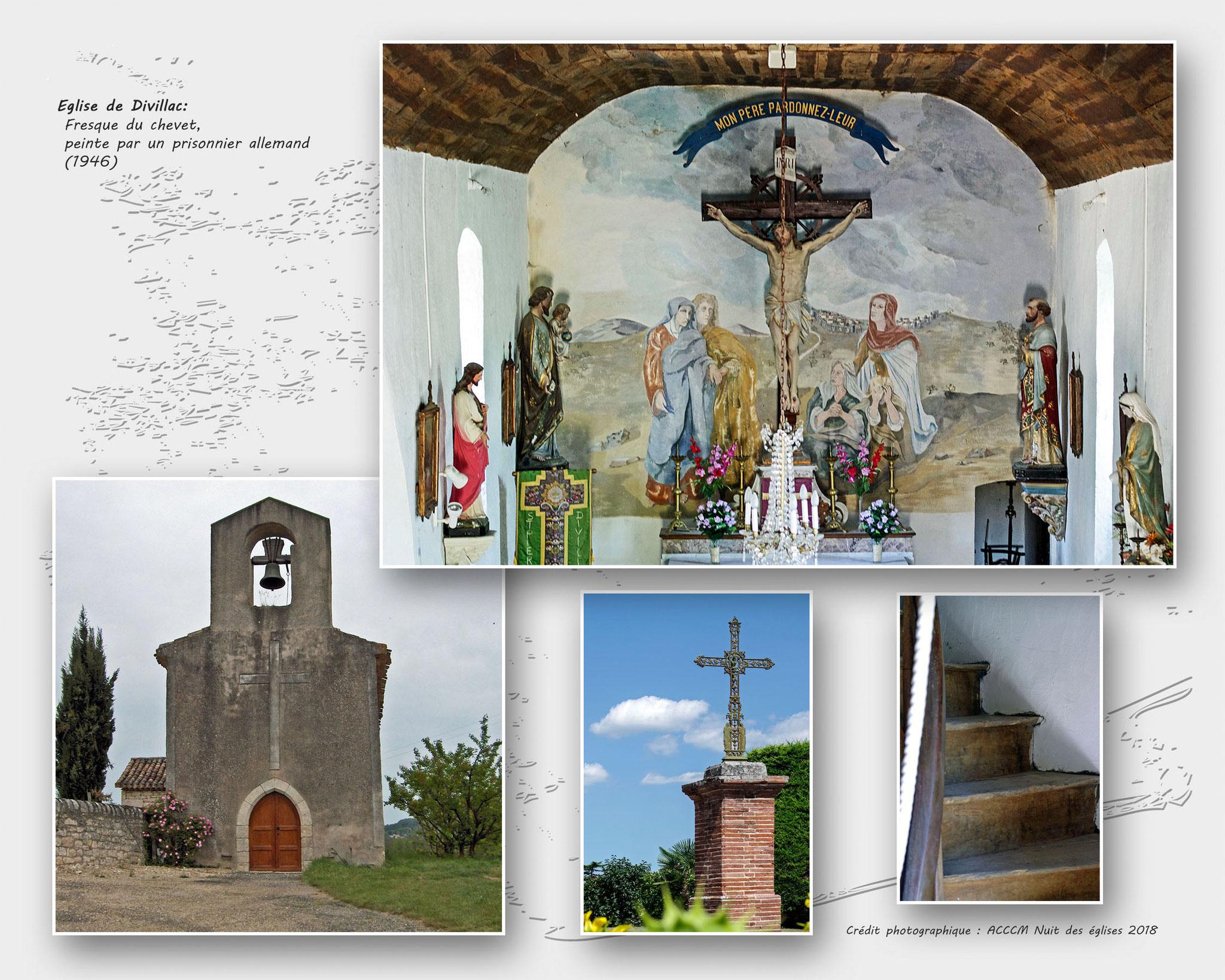 Eglise de Divillac