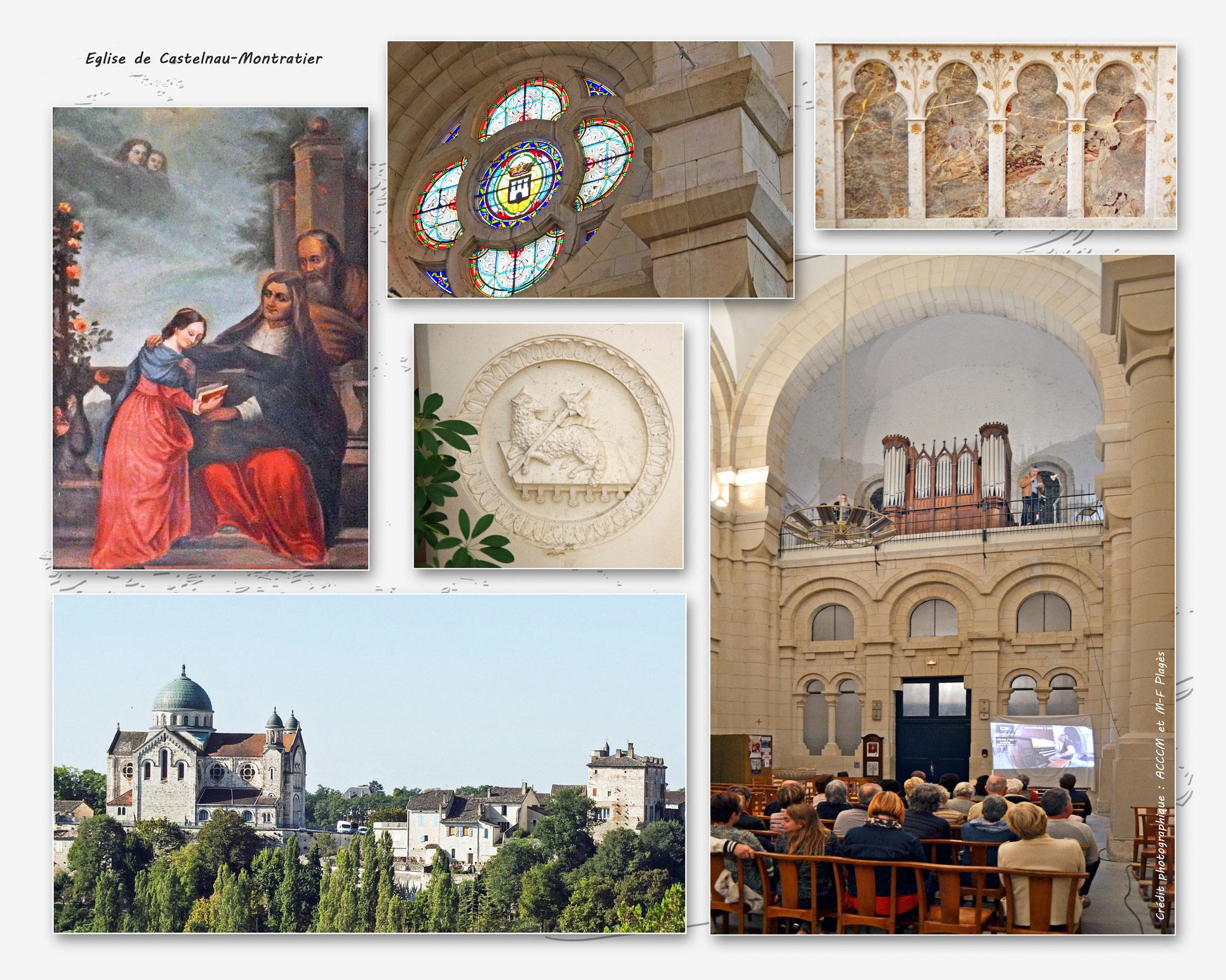 Eglise de Castelnau-Montratier